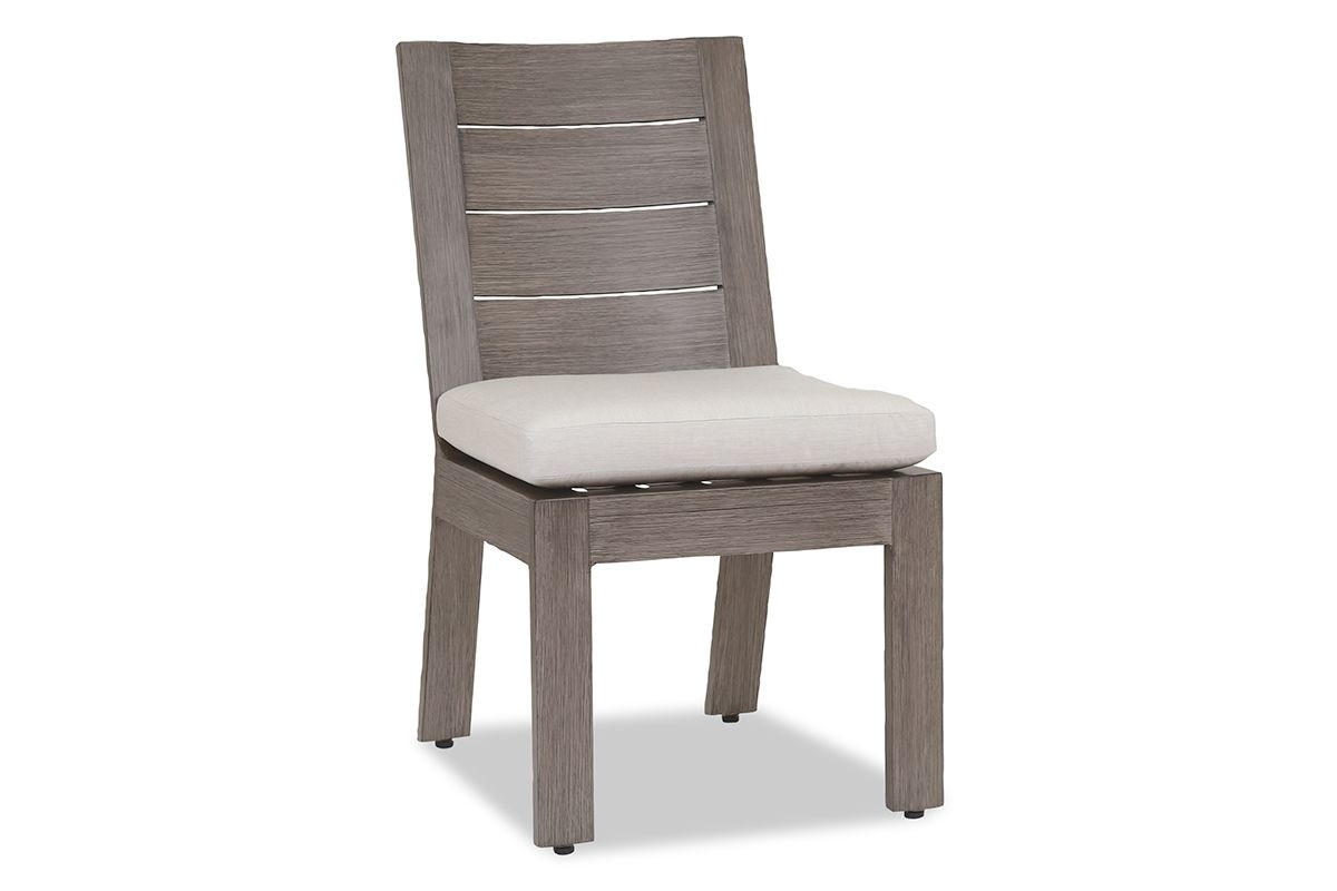 Well Liked Armless Oatmeal Dining Chairs Inside Laguna Armless Dining Chair 3501 1A (#19 of 20)