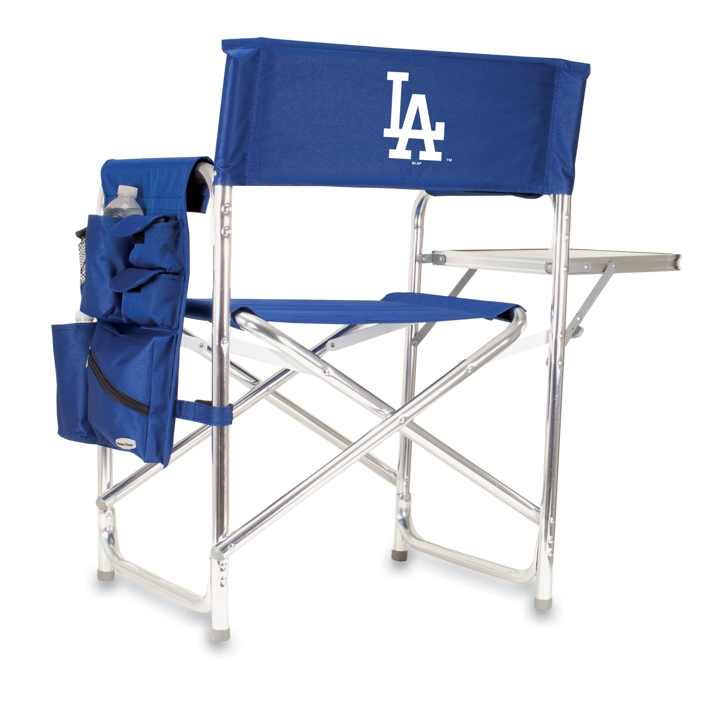 Inspiration about Well Liked Dodger Side Chairs With Sports Chair – Navy (Los Angeles Dodgers) Digital Print – Picnic (#10 of 20)