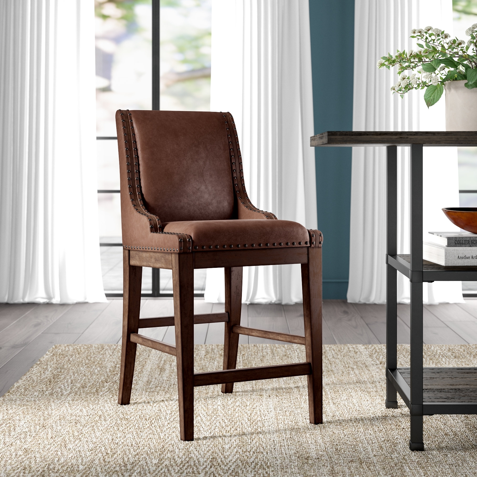 Inspiration about Well Liked Greyleigh Cairo Upholstered Dining Chair (#3 of 20)