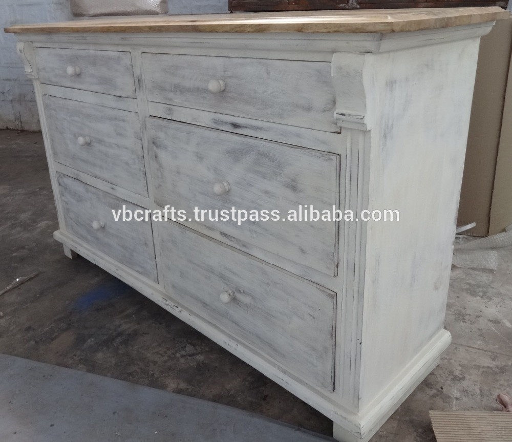 Inspiration about White Wash Antique Wooden Cabinet – Buy Wooden Vintage Antique Inside Most Popular Corrugated White Wash Sideboards (#16 of 20)