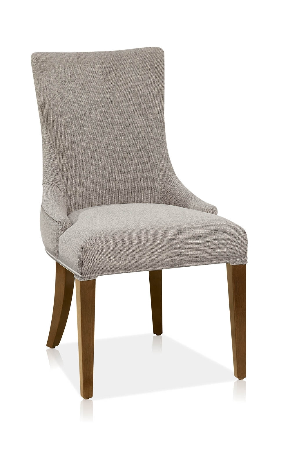 Widely Used Mckenzie Side Chair (#20 of 20)