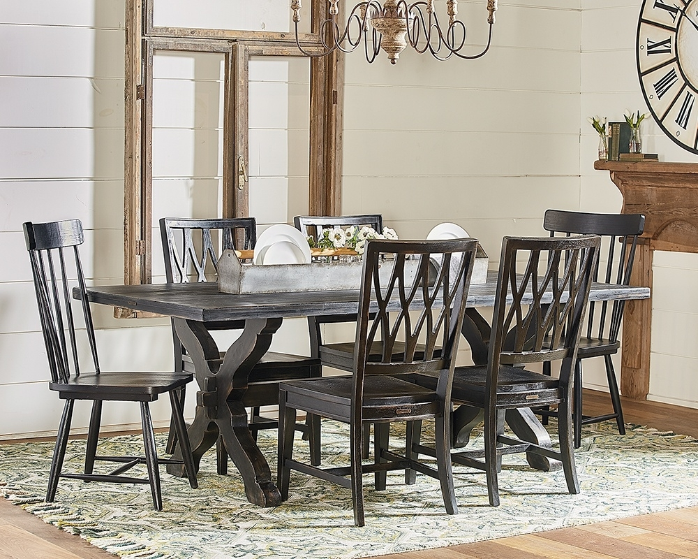 Inspiration about Widely Used Sawbuck + Camden – Magnolia Home Throughout Magnolia Home Camden Side Chairs (#9 of 20)
