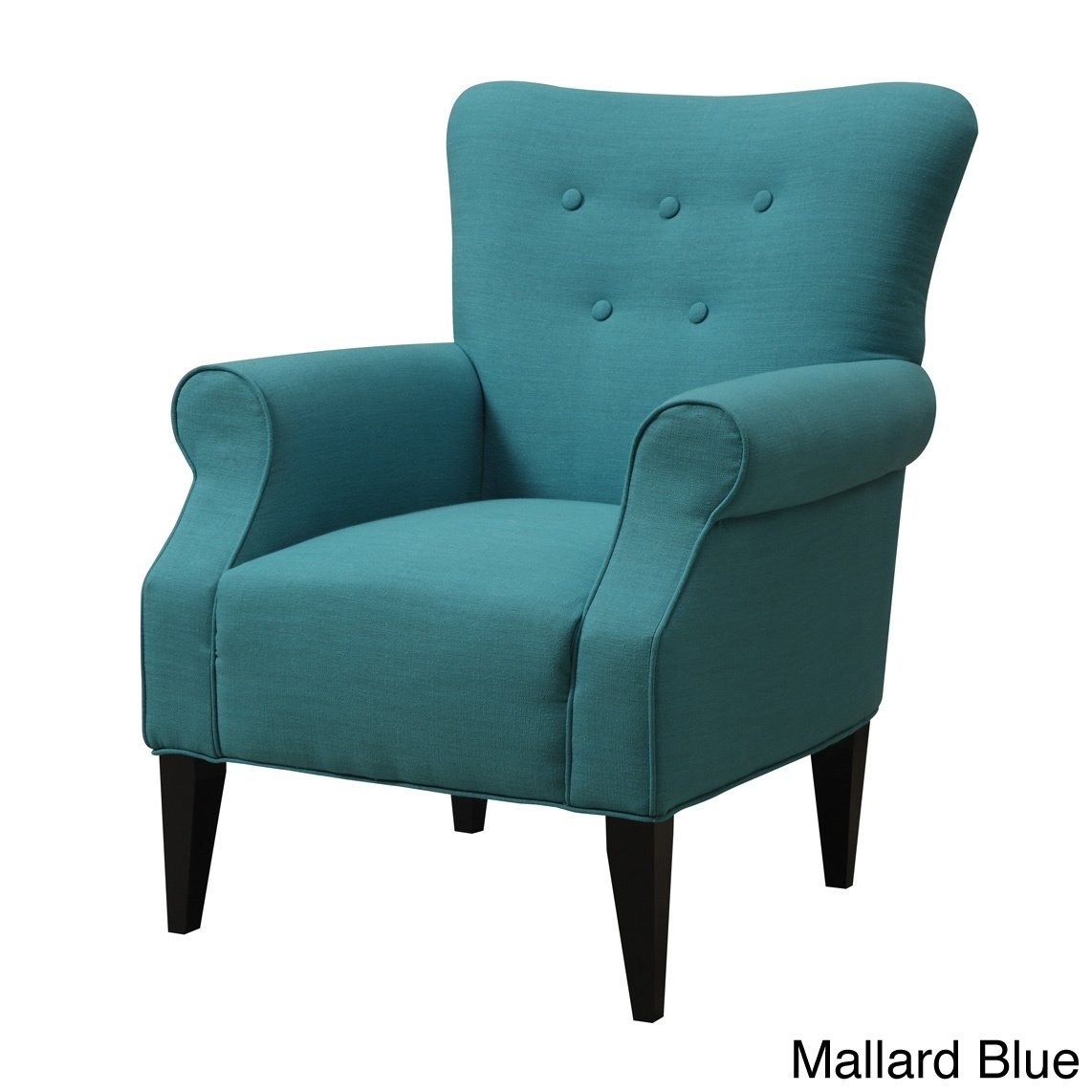 Widely Used Shop Emerald Lydia Accent Chair – Free Shipping Today – Overstock Inside Mallard Side Chairs With Cushion (View 13 of 20)