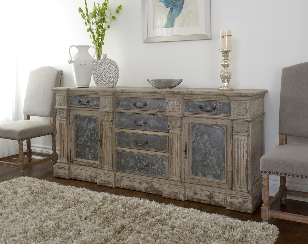 Inspiration about Wood Distressed Sideboard : Rocket Uncle – Easy Diy Distressed Sideboard For Most Recently Released 2 Door White Wash Sideboards (#19 of 20)
