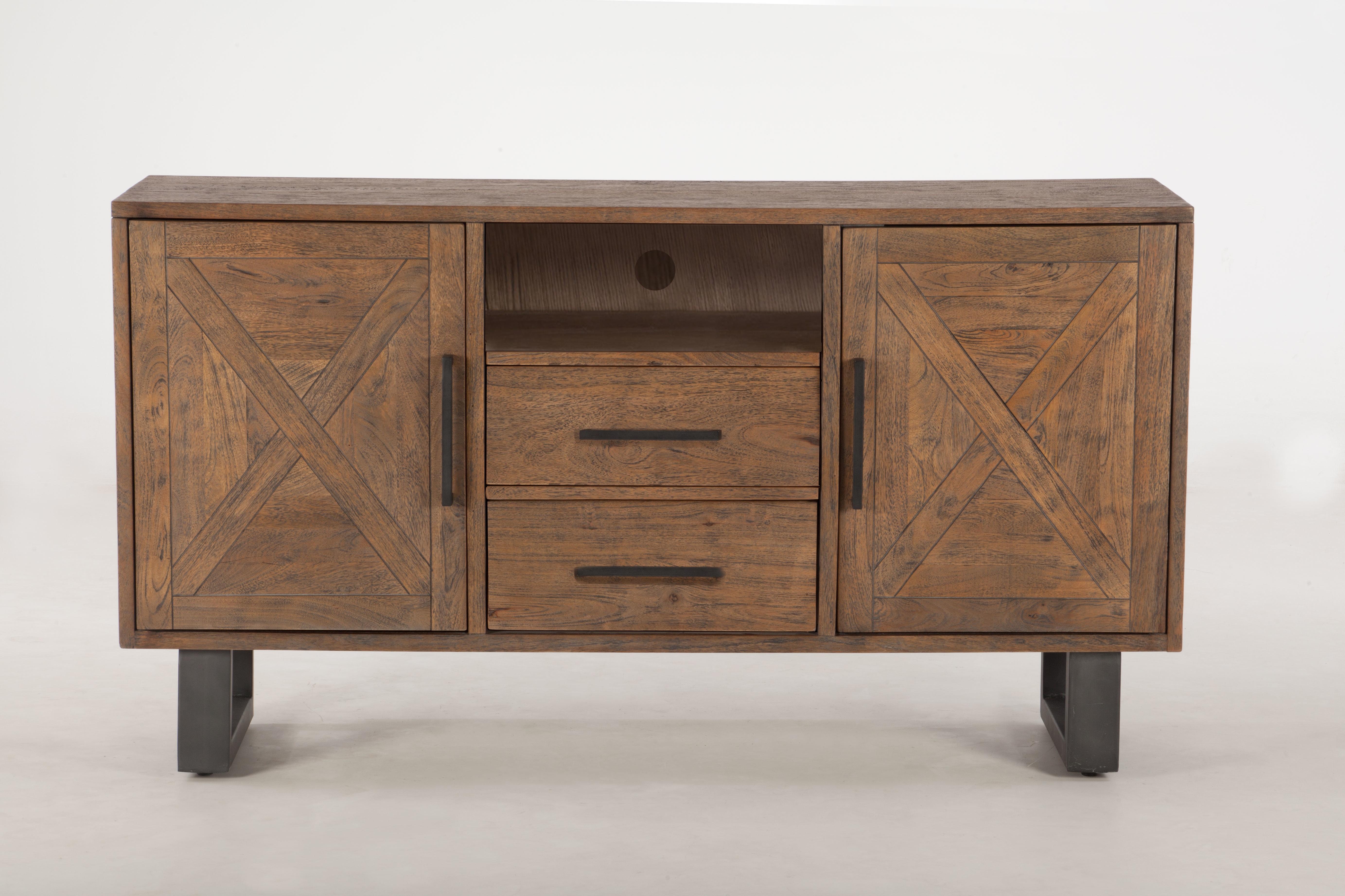 Inspiration about World Interiors Costa Mesa Mango Wood Sideboard | Wayfair Regarding Most Popular Natural Mango Wood Finish Sideboards (#3 of 20)