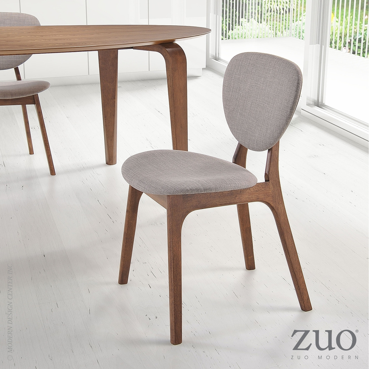 Inspiration about Zuo Mod Pertaining To Omni Side Chairs (#12 of 20)
