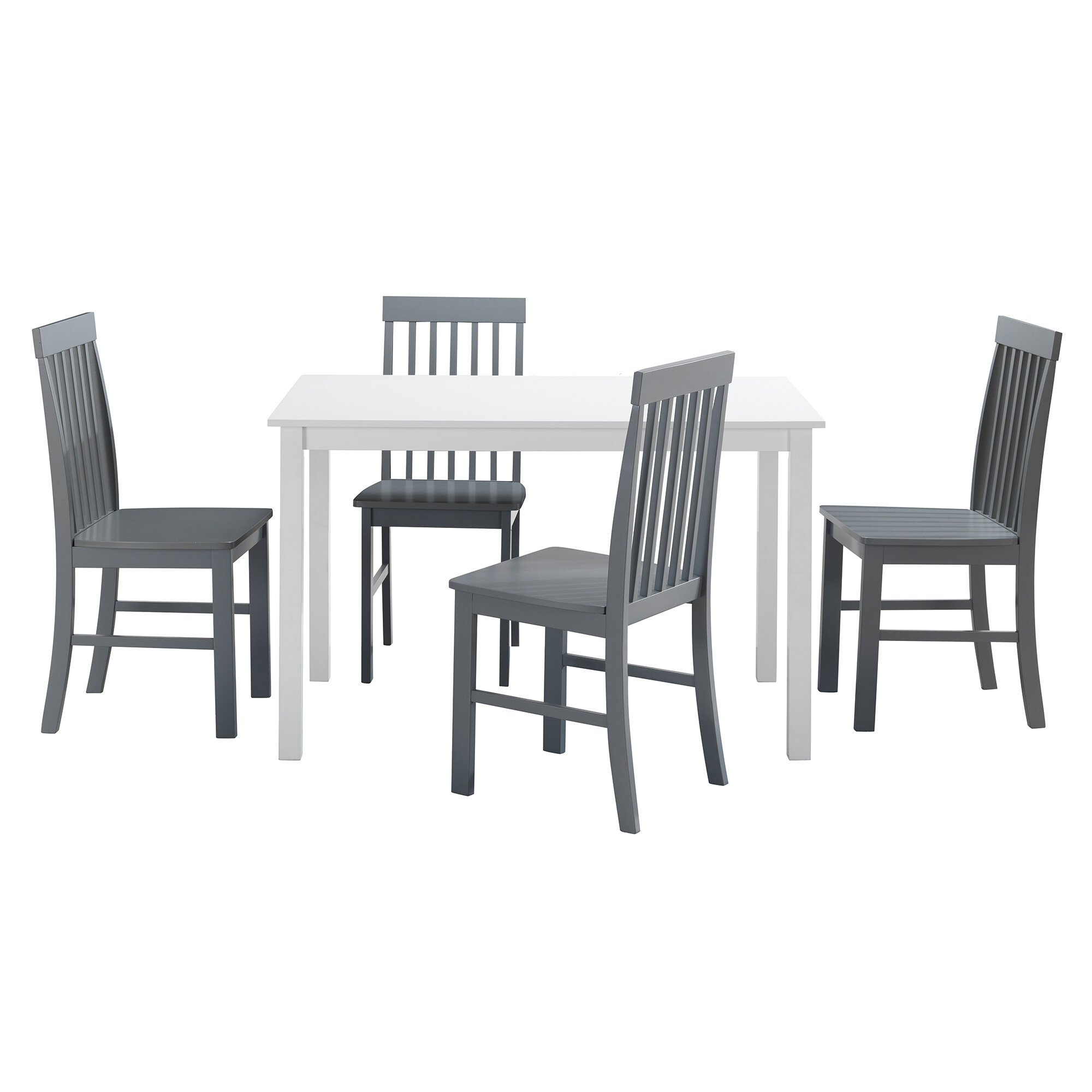 Inspiration about 2017 Endicott 5 Piece Dining Set & Reviews (#7 of 20)
