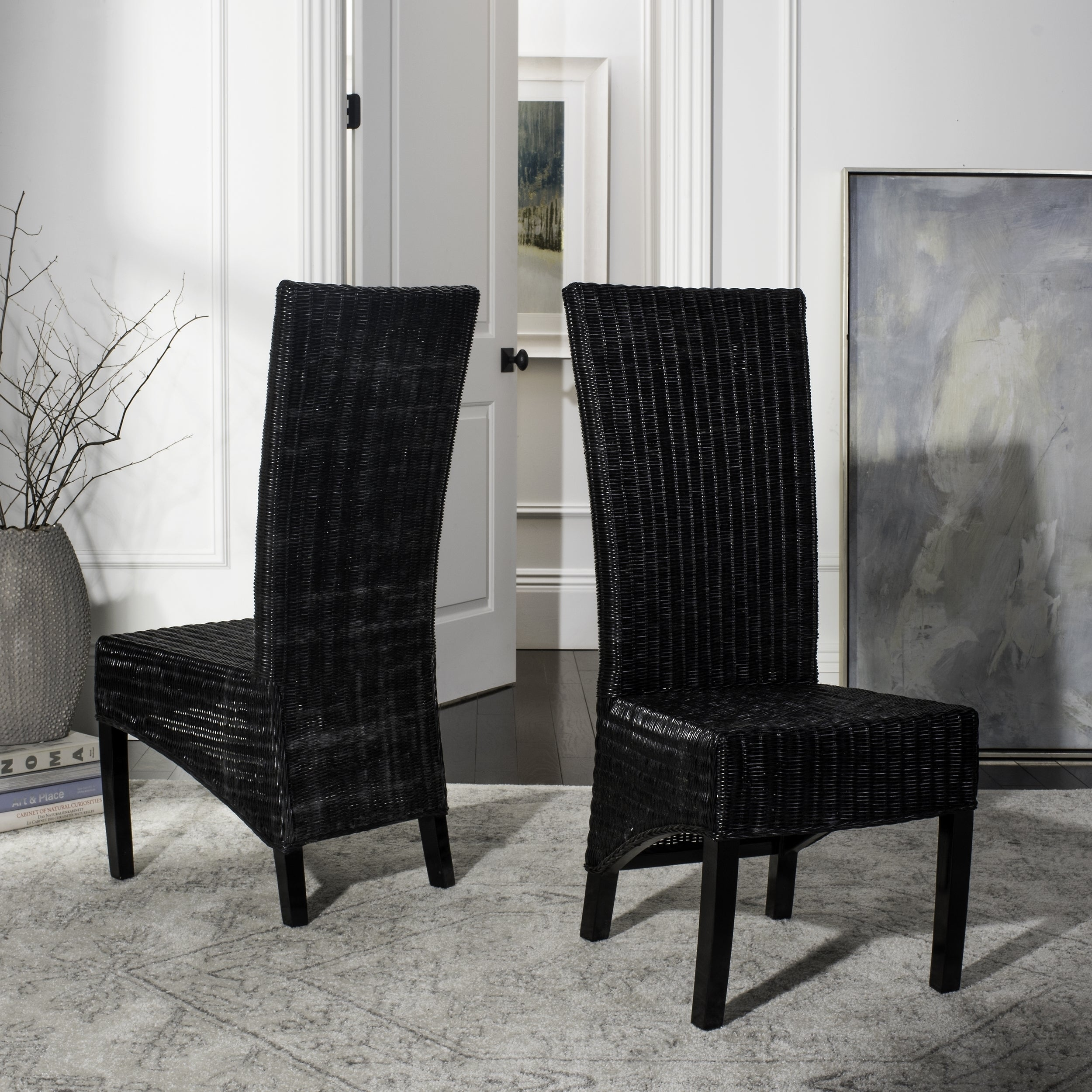 2020 Safavieh Rural Woven Dining St (#1 of 20)
