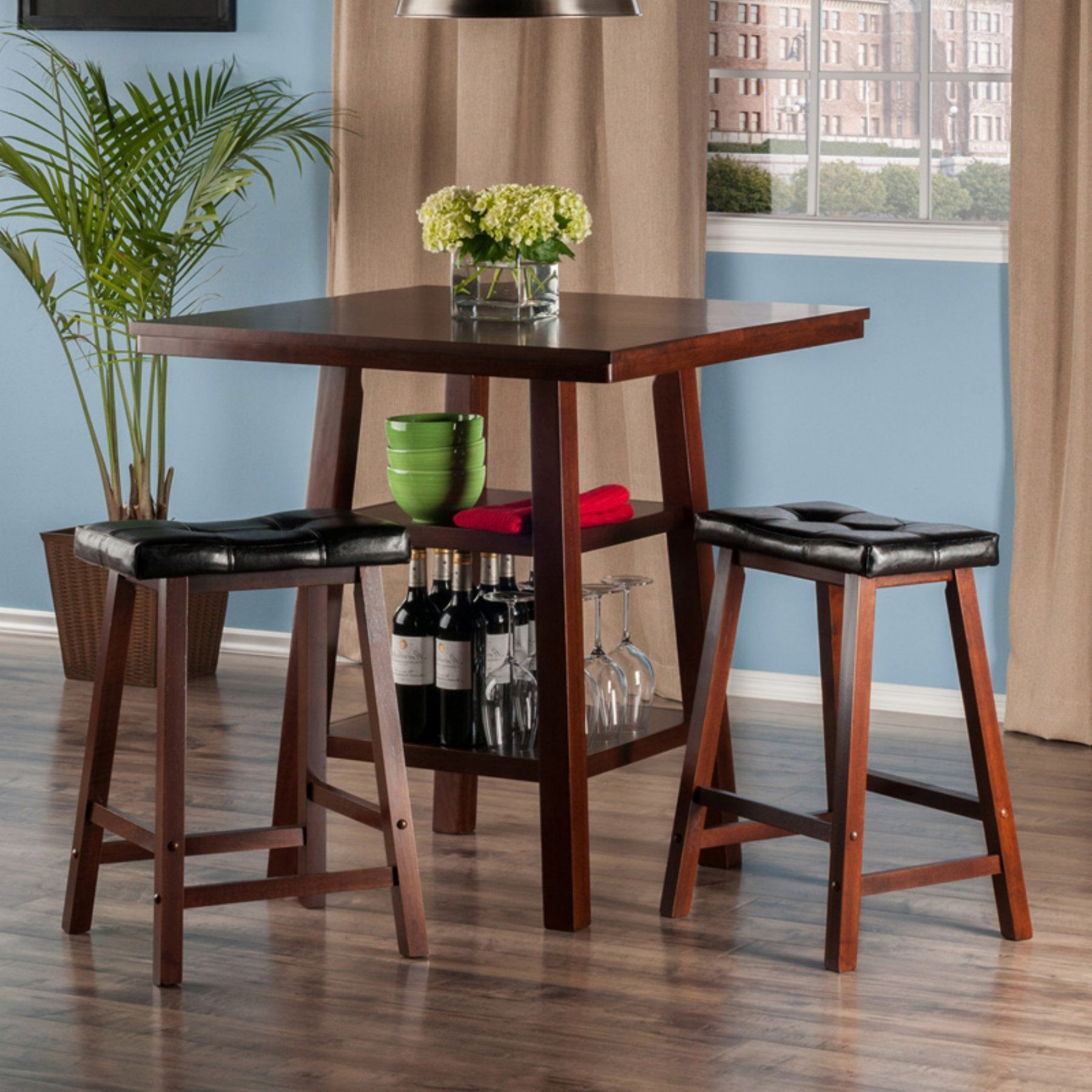 Inspiration about 3 Piece Dining Set, 5 (#18 of 20)