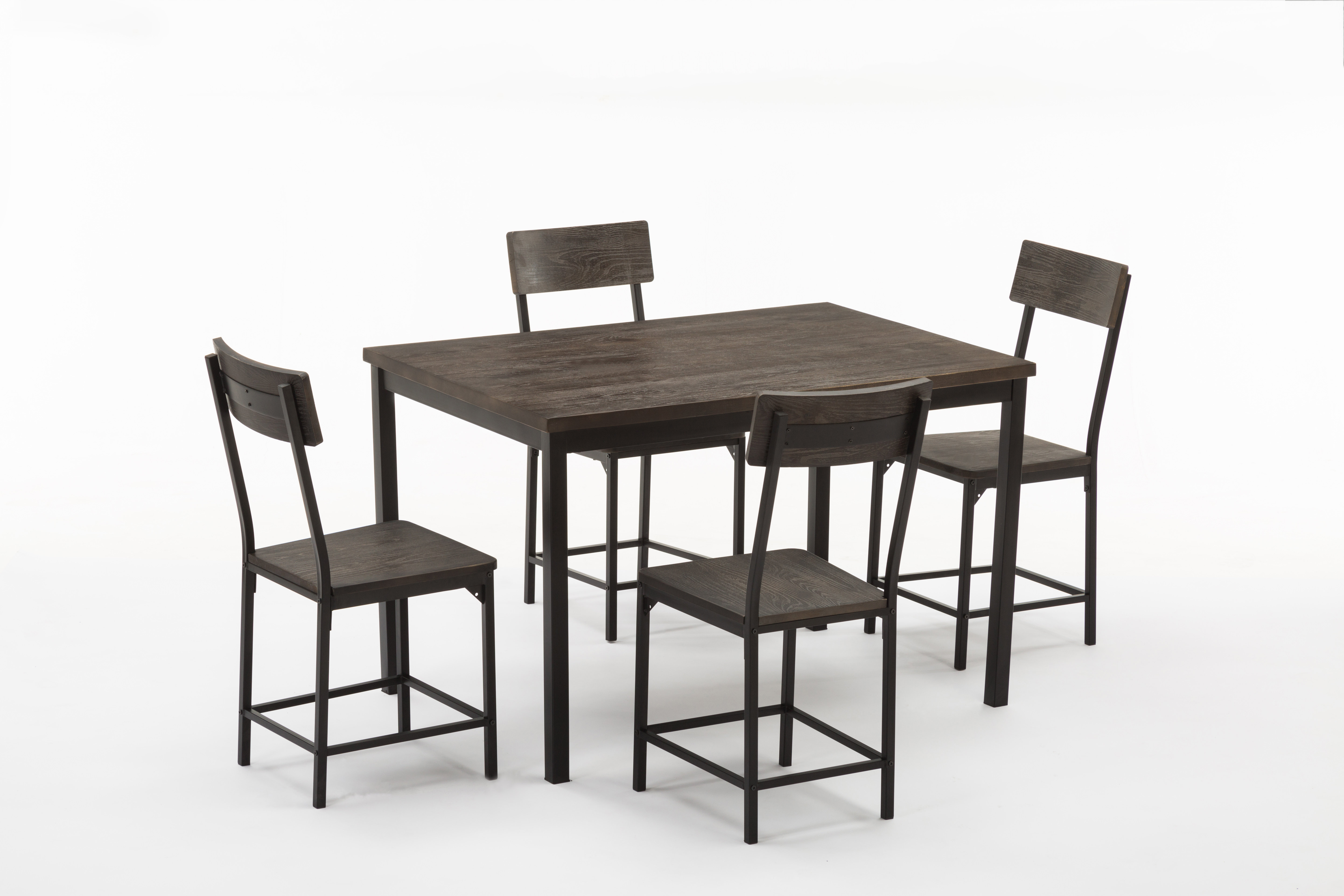 Allmodern With Best And Newest Bryson 5 Piece Dining Sets (#3 of 20)