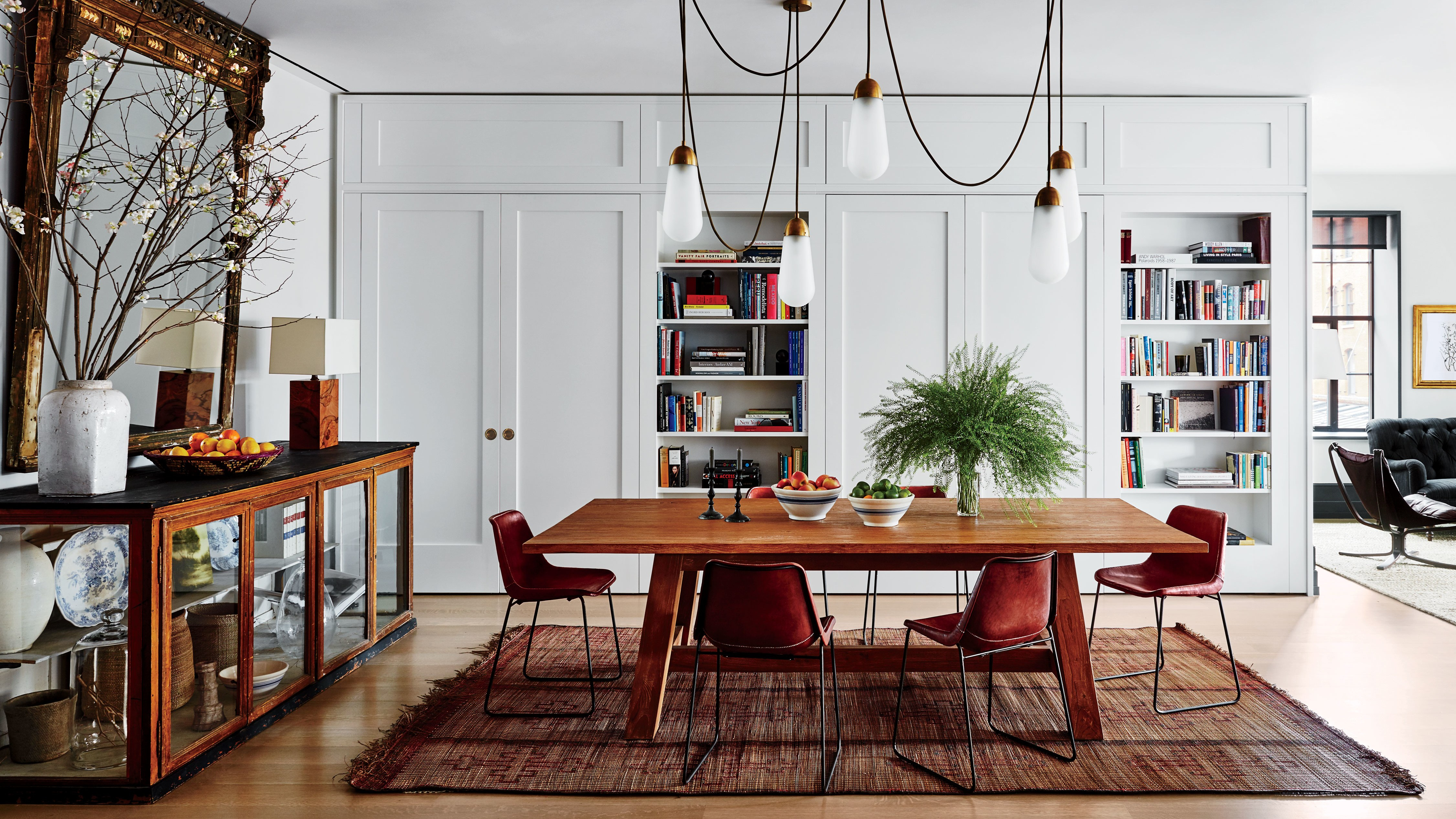 Architectural Digest With Famous West Hill Family Table 3 Piece Dining Sets (#2 of 20)