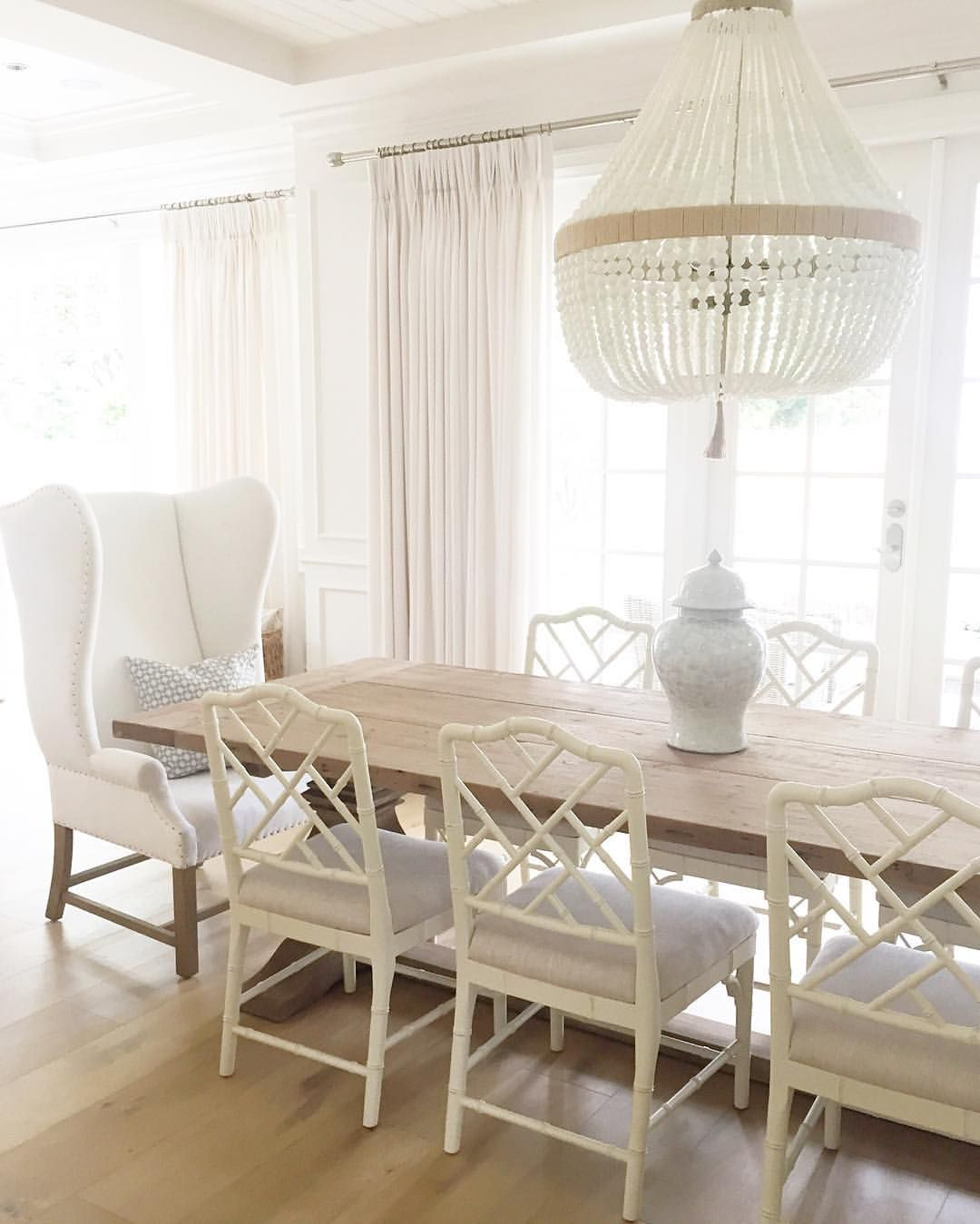 Ballard Design Dayna Chairs Ro Sham Beaux Restoration Hardware For Widely Used Kaelin 5 Piece Dining Sets (#2 of 20)