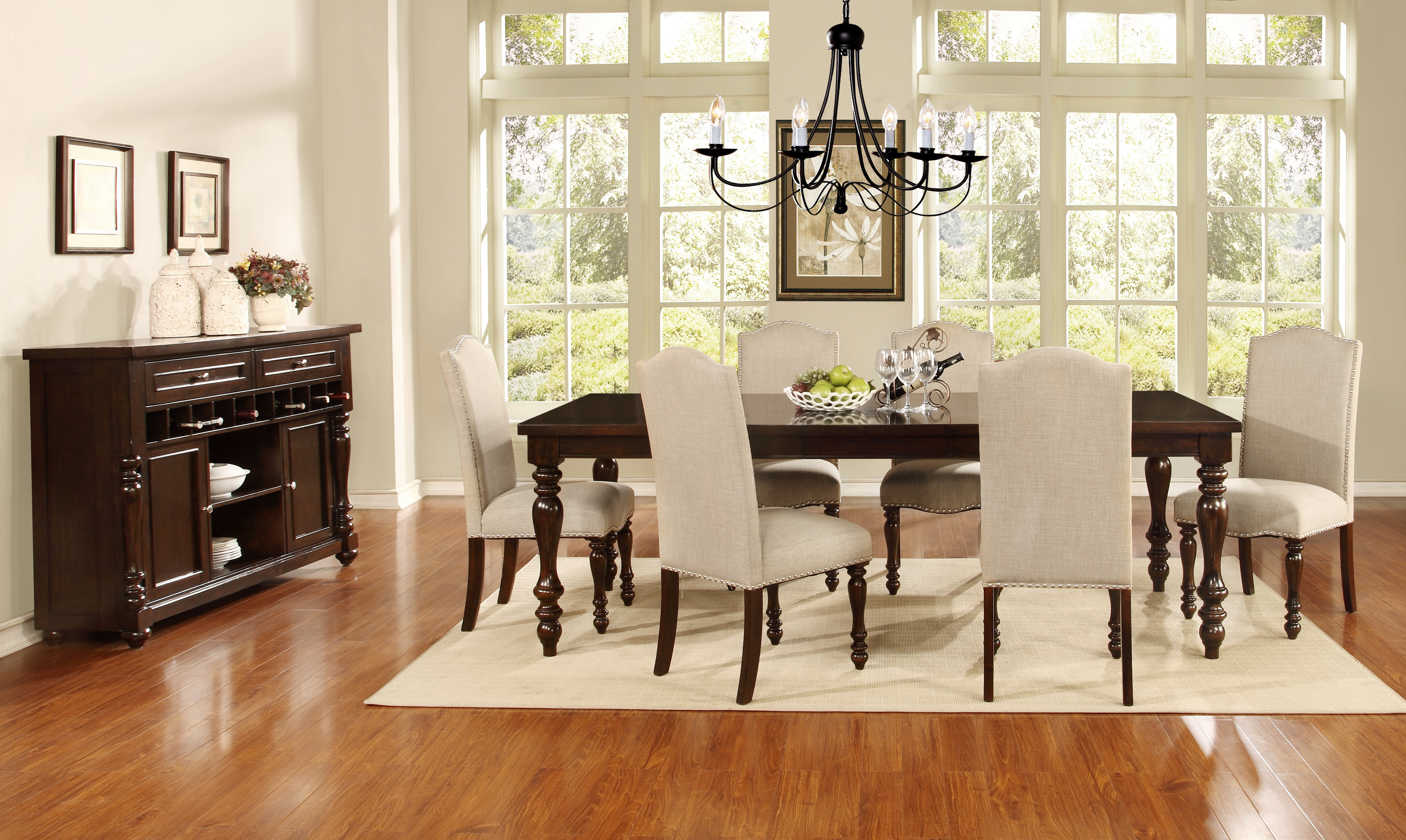 Best And Newest Rossi 5 Piece Dining Sets For Birch Lane™ Heritage (View 5 of 20)