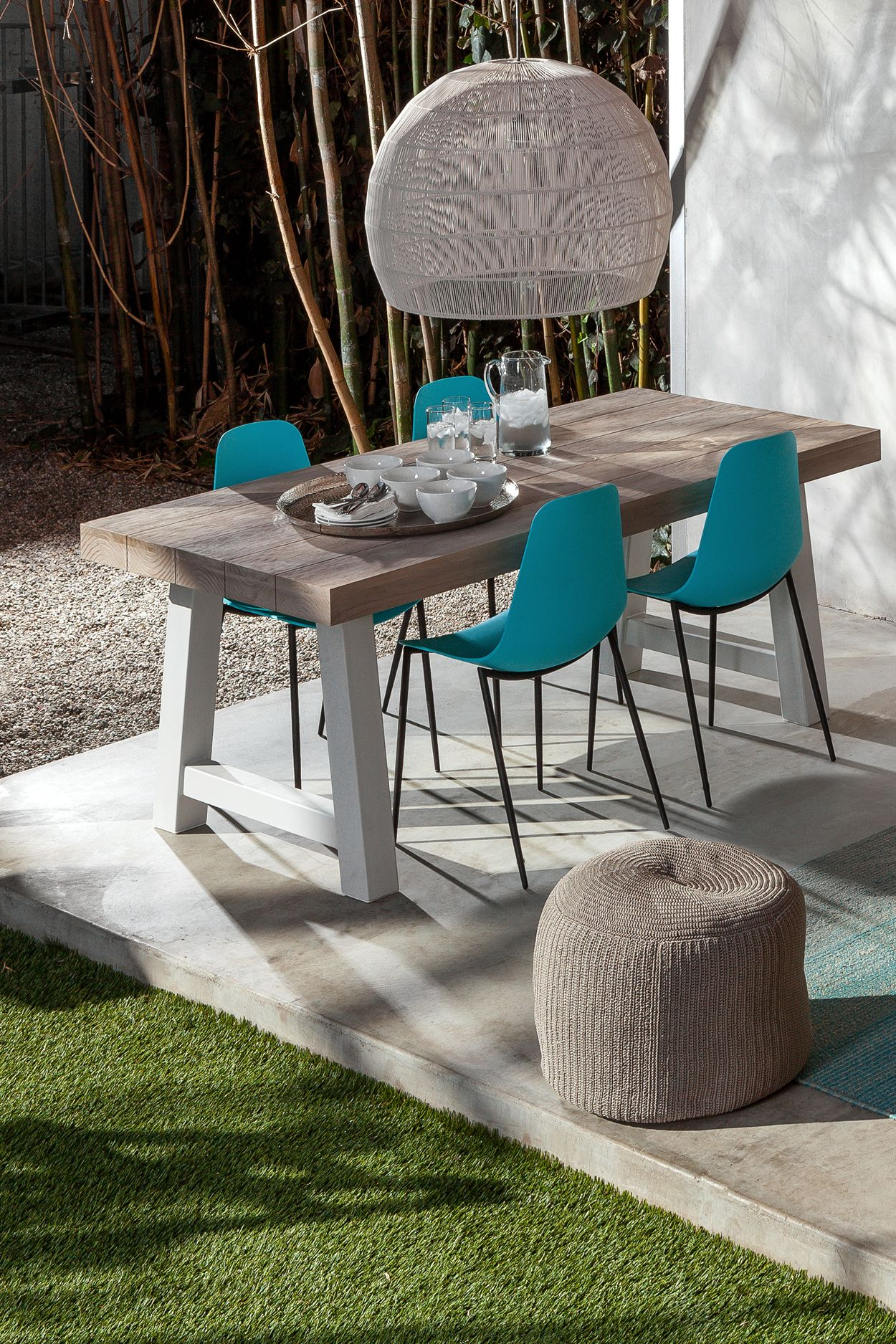 Best And Newest Tavola Driftwood Gray Dining Table For (View 12 of 20)