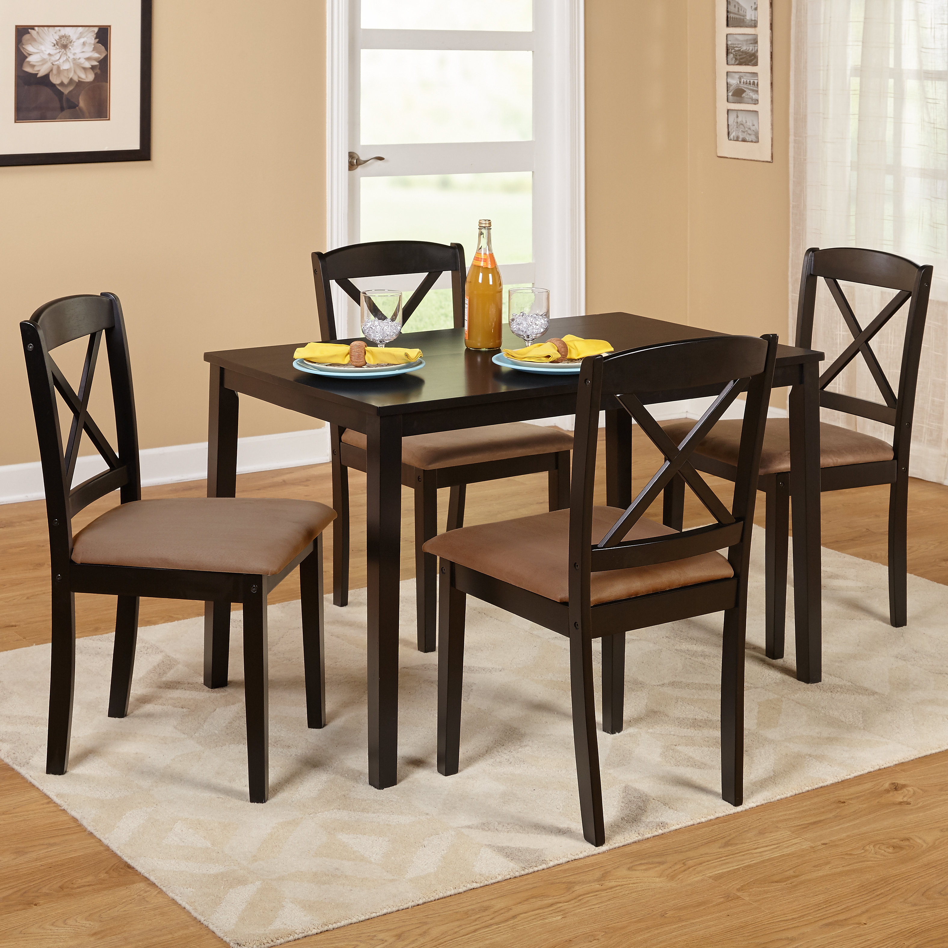 Birch Lane Intended For Most Popular Tenney 3 Piece Counter Height Dining Sets (#3 of 20)