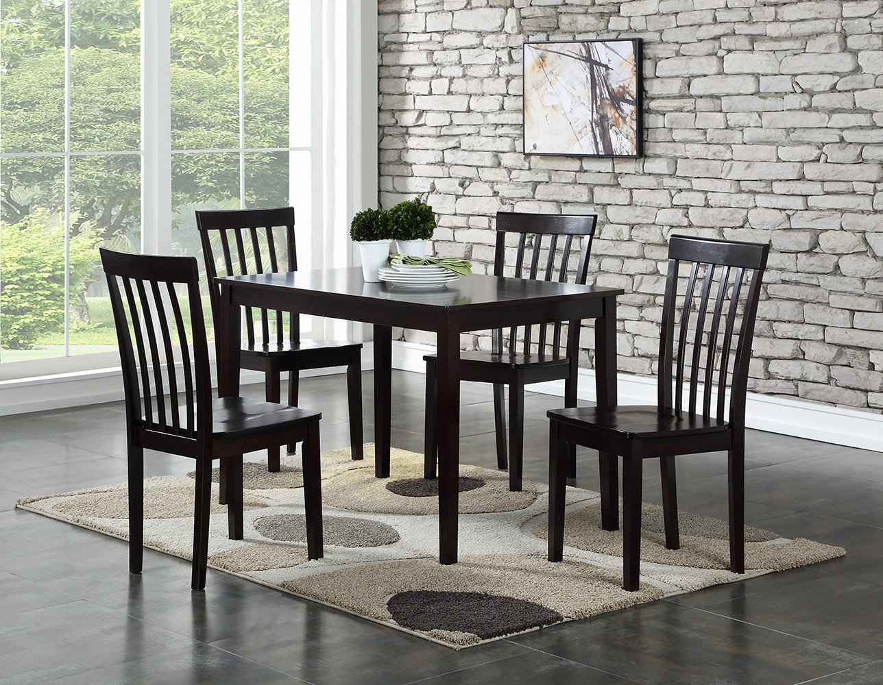Birch Lane Pertaining To Winsted 4 Piece Counter Height Dining Sets (View 11 of 20)