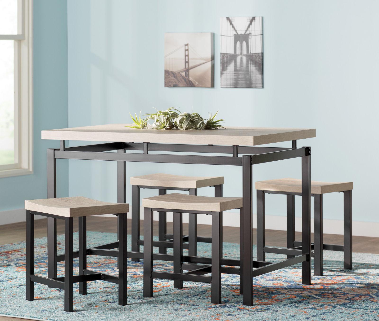 Popular Photo of Bryson 5 Piece Dining Sets