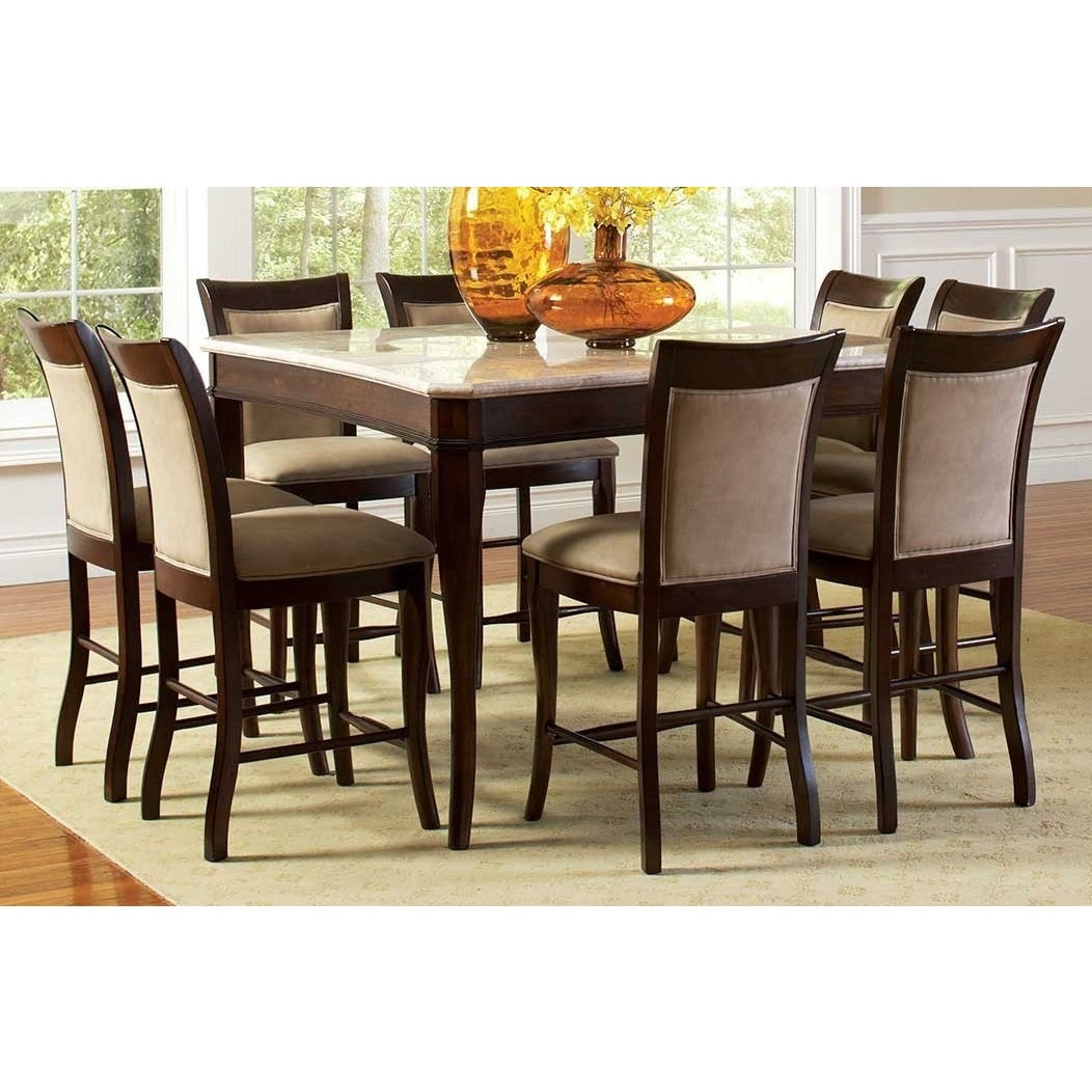 Buy 6 Piece Sets Kitchen & Dining Room Sets Online At Overstock In Well Known Osterman 6 Piece Extendable Dining Sets (Set Of 6) (#3 of 20)