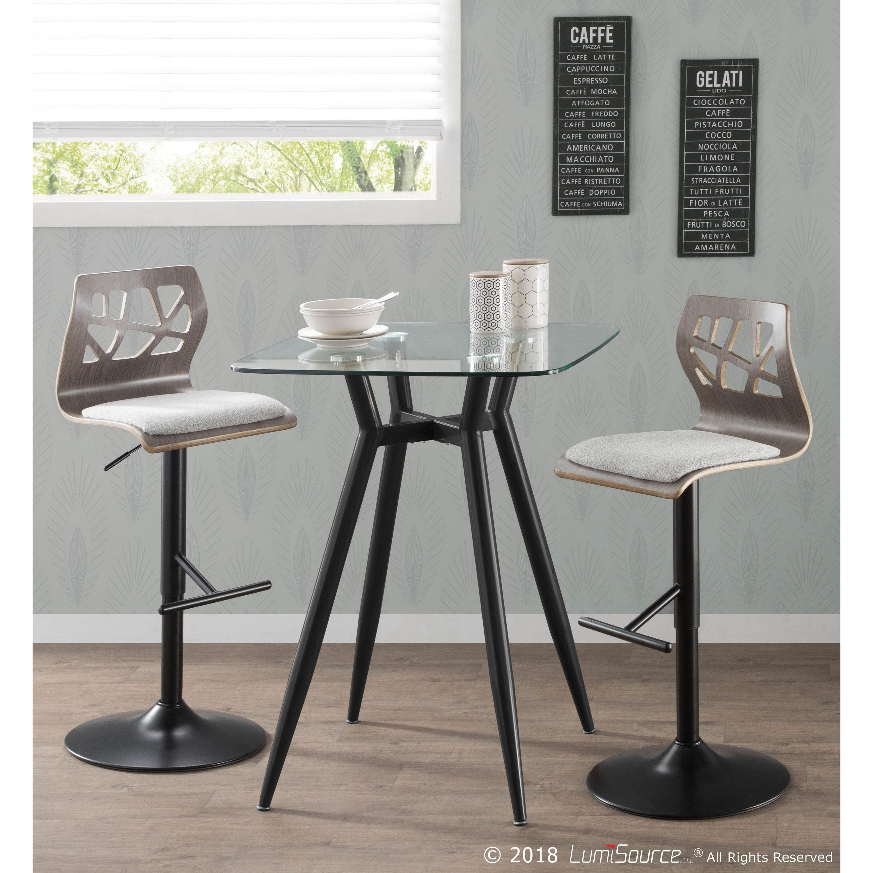 Buy Glass Bar & Pub Tables Online At Overstock (View 20 of 20)