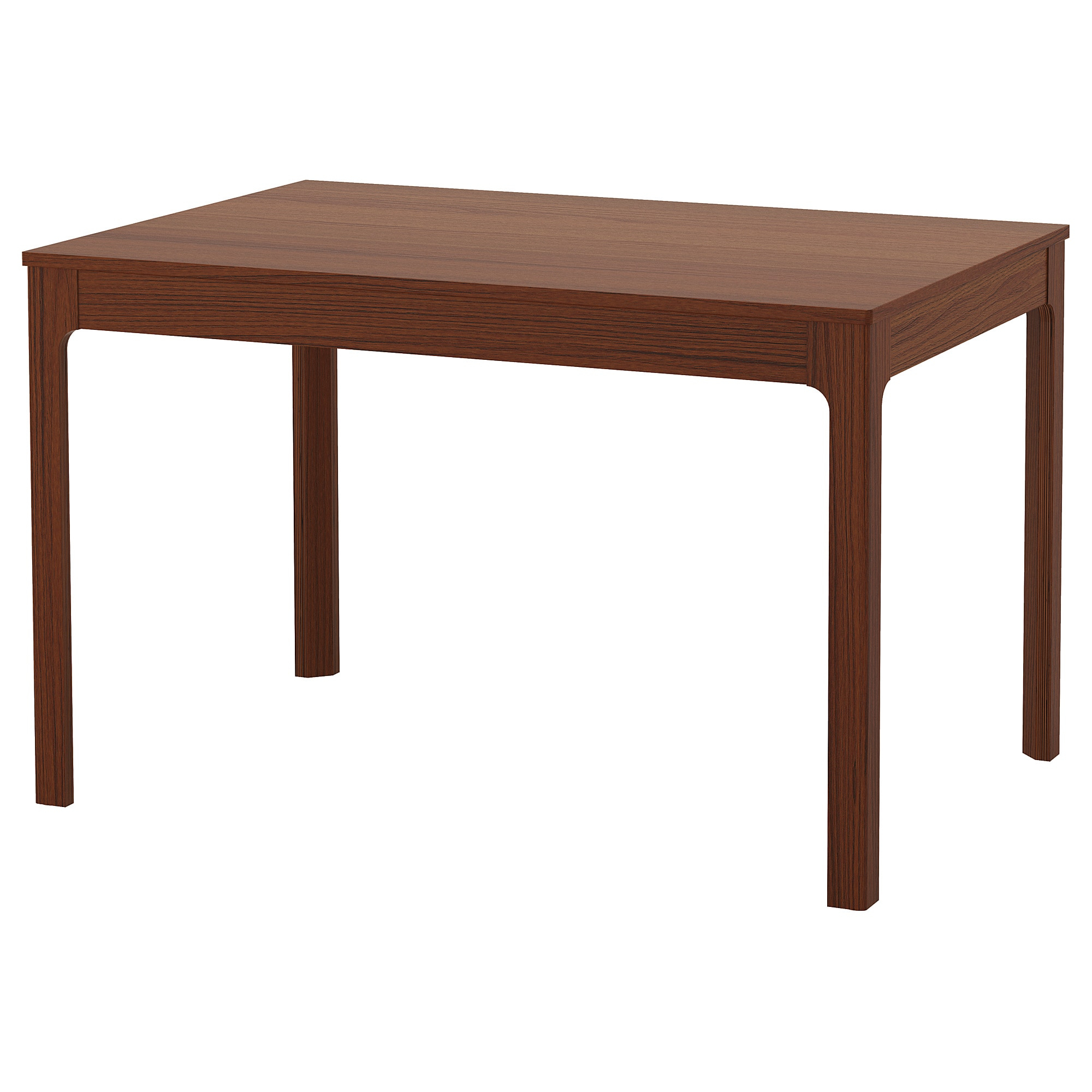 Castellanos Modern 5 Piece Counter Height Dining Sets In Trendy Ekedalen Extendable Table – Brown – Ikea (View 15 of 20)