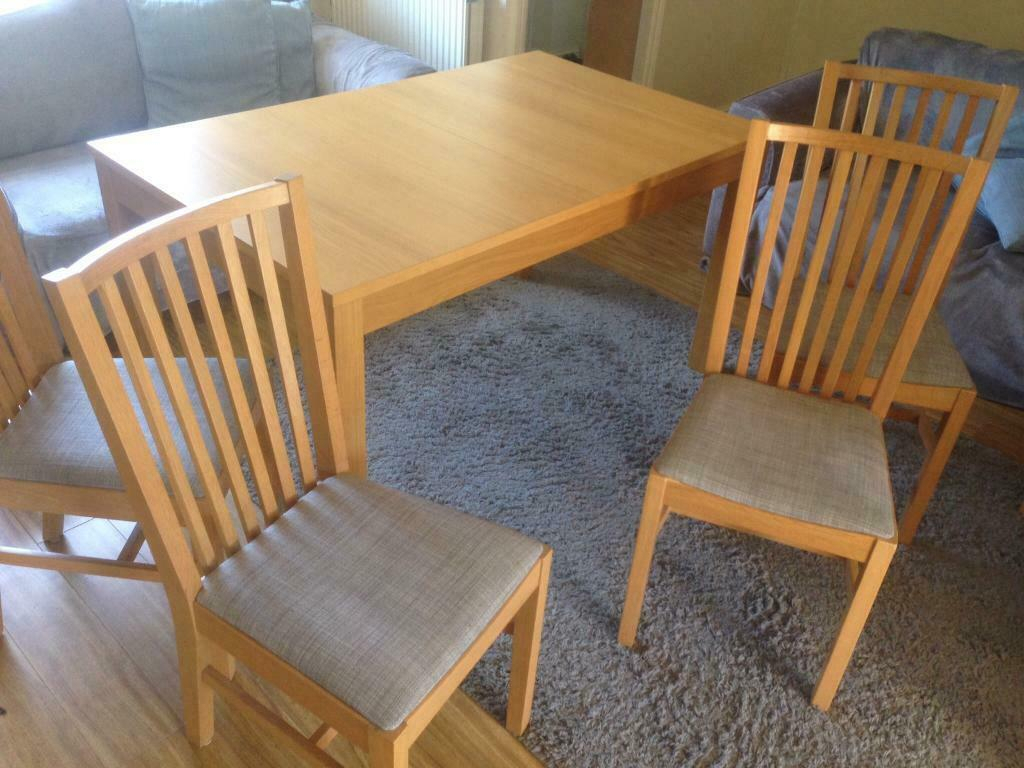 Chelmsford 3 Piece Dining Sets Intended For Current Ikea Extendable Dining Table And Chairs (View 8 of 20)