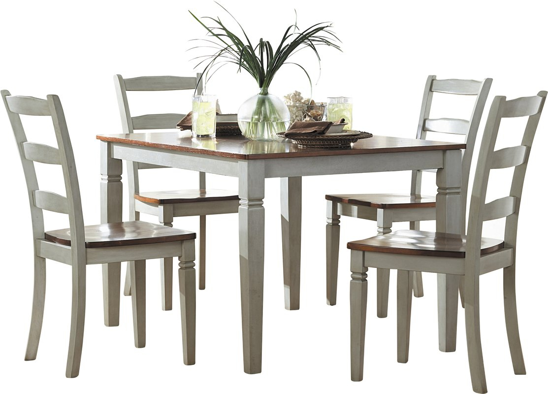 Cottage & Country Kitchen & Dining Room Sets You'll Love (View 7 of 20)