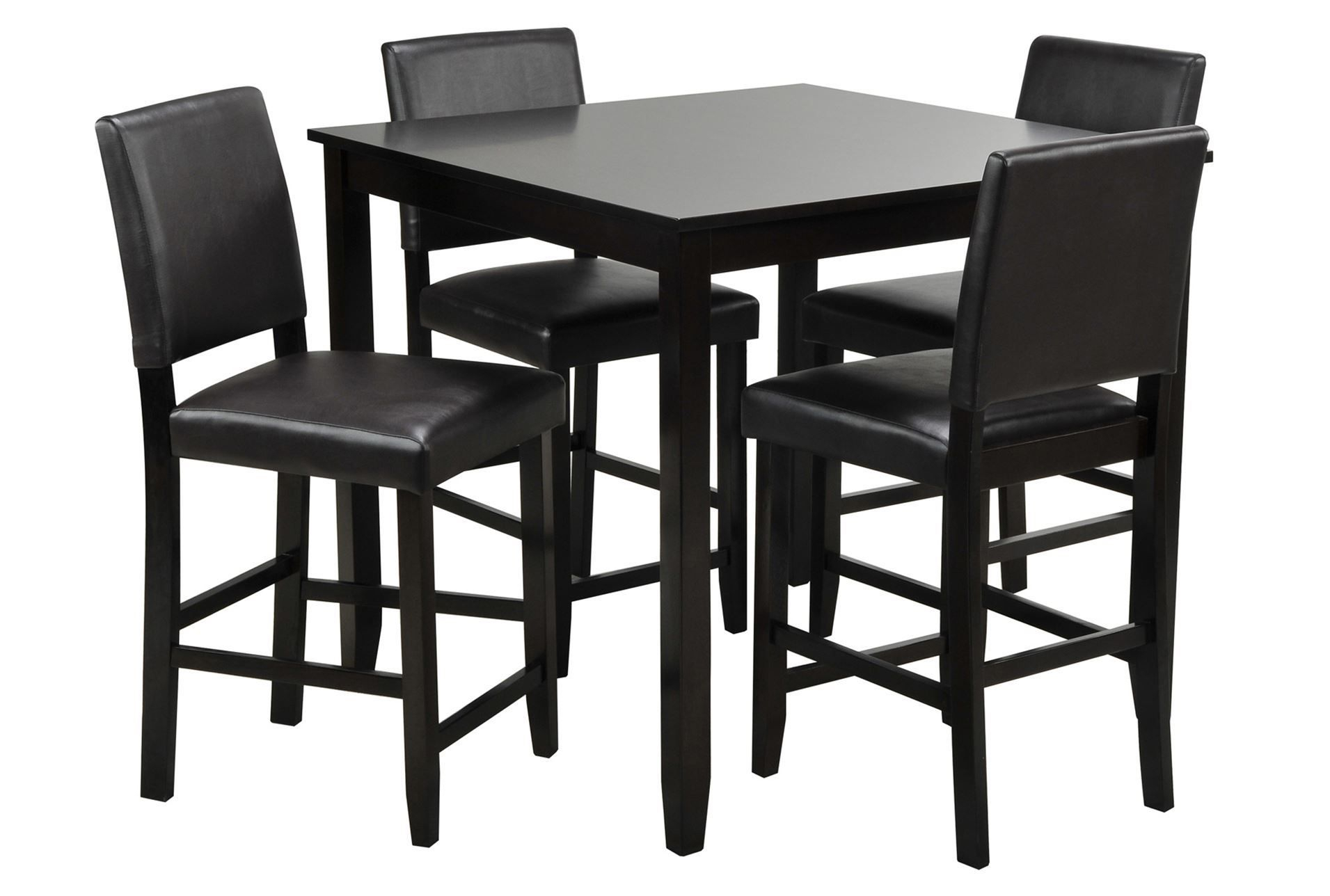 Counter, Home Decor Und Furniture Throughout Jarrod 5 Piece Dining Sets (#3 of 20)