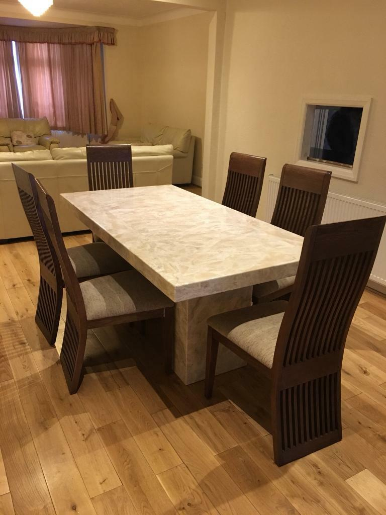 Current Lonon 3 Piece Dining Sets Intended For High Quality Granite 3 Piece Table Set (Dining Table + 2 Tea Tables (View 4 of 20)
