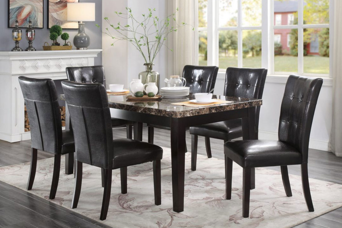 Dining Sets Archives – Furniture Palace With Most Recent Calla 5 Piece Dining Sets (#6 of 20)