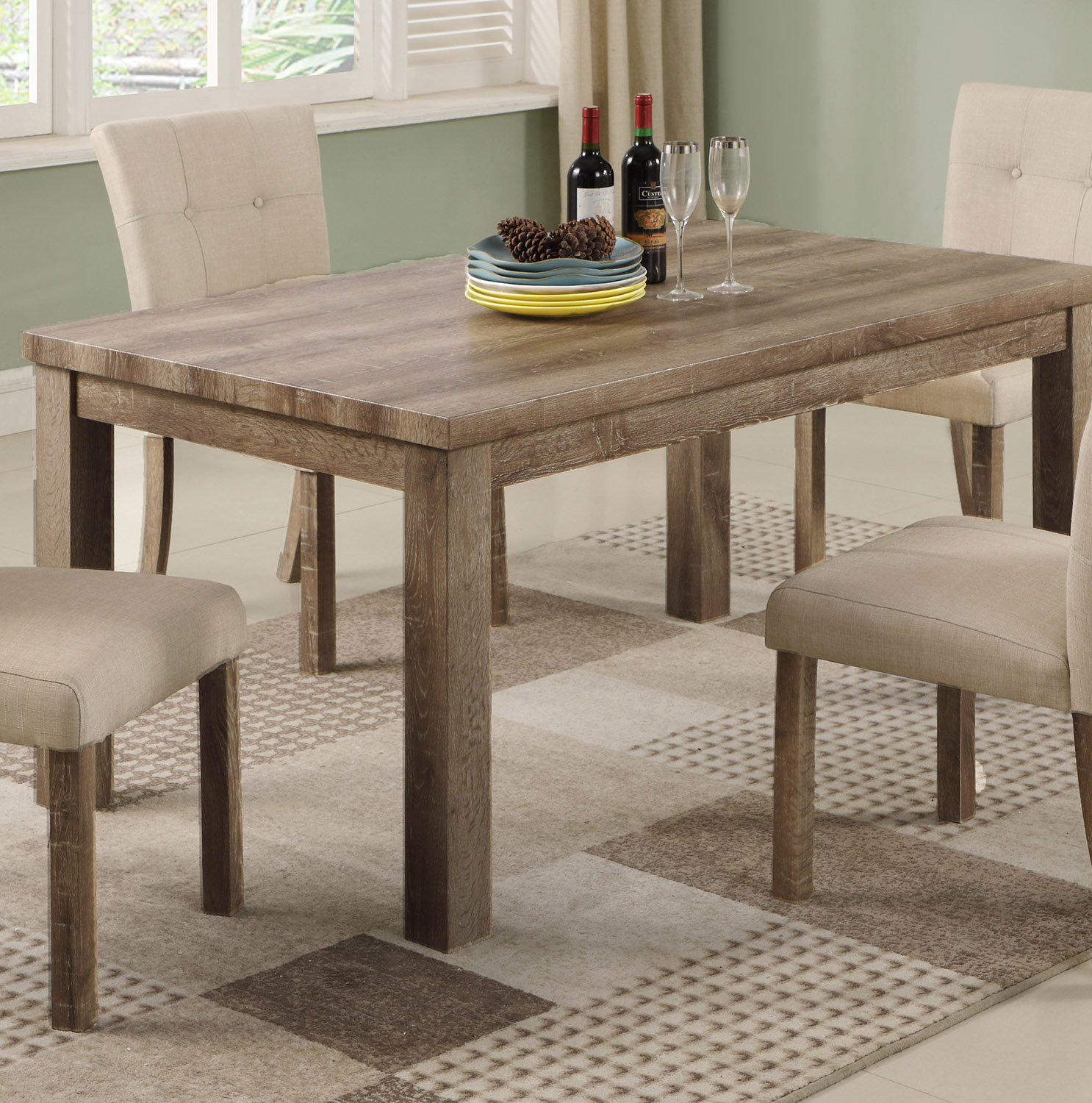 Ebay With Regard To Well Known Ephraim 5 Piece Dining Sets (#5 of 20)