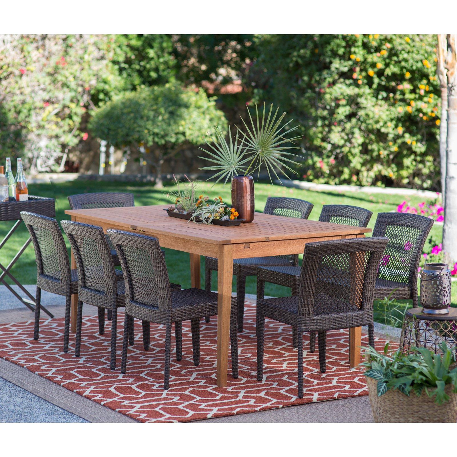 Ebern Designs Tarleton 5 Piece Dining Set – Walmart Within 2019 Tarleton 5 Piece Dining Sets (#7 of 20)