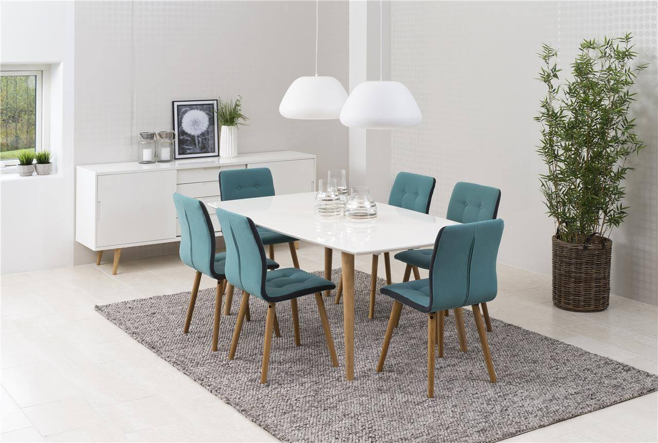Fads Throughout Most Recent Frida 3 Piece Dining Table Sets (#7 of 20)