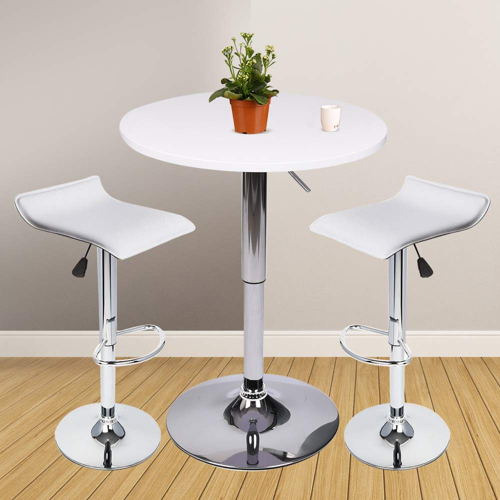 Famous Kaya 3 Piece Dining Sets Within Cheap Pub Table White, Find Pub Table White Deals On Line At Alibaba (View 3 of 20)