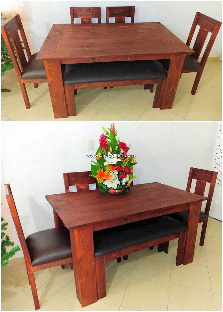 Fashionable Ganya 5 Piece Dining Sets With Macy's Cherry Style Formal Ten Piece Dining Set*we Ship Anywhere (View 16 of 20)