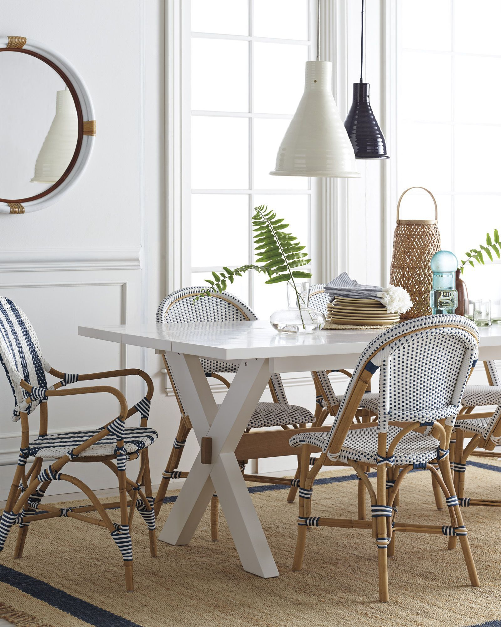 French Bistro Chairs, Bistro Chairs Pertaining To Kaelin 5 Piece Dining Sets (#7 of 20)