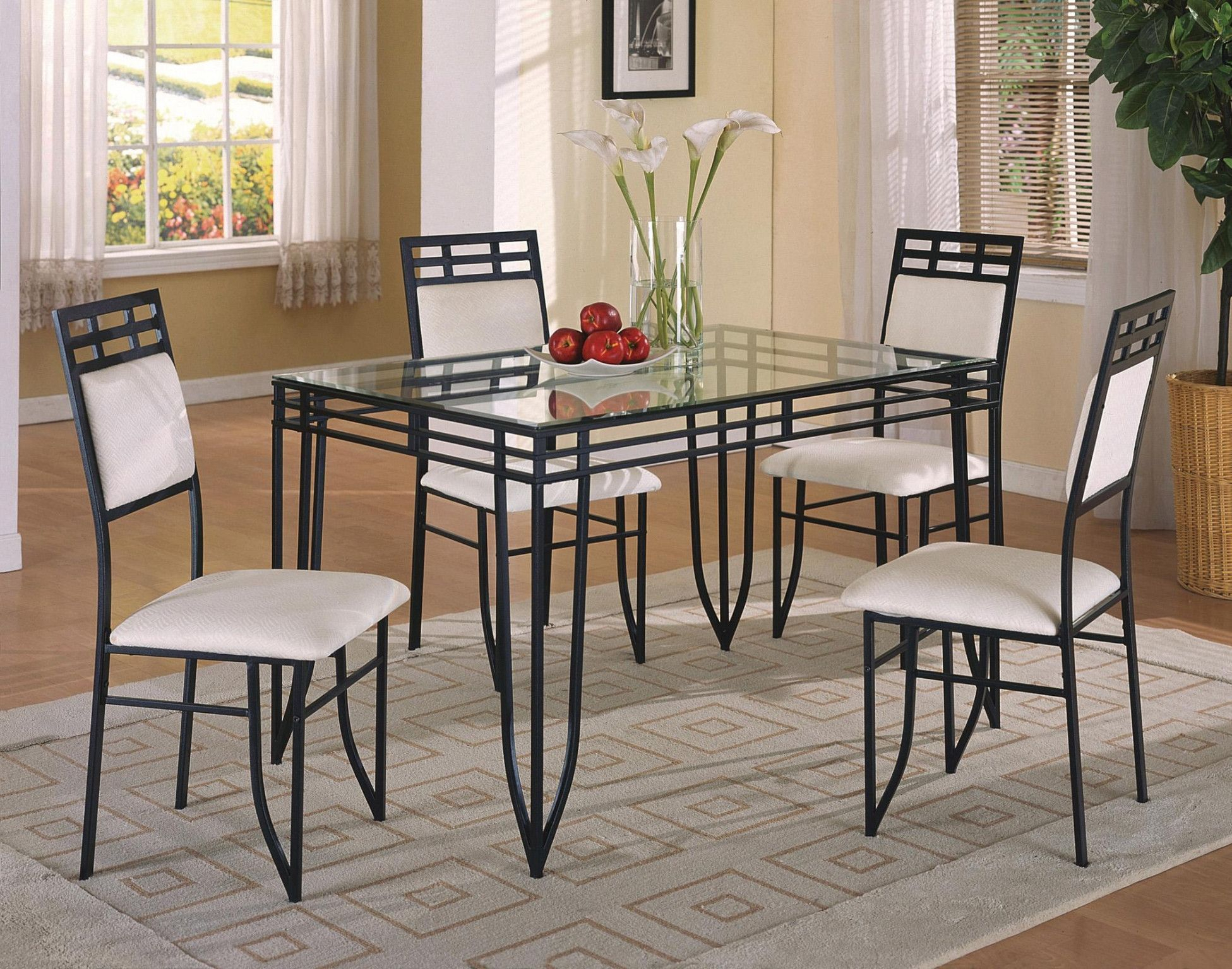 Home Design Ideas Inside Famous Middleport 5 Piece Dining Sets (#4 of 20)