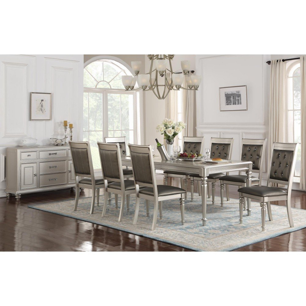 House Of Hampton Donatella Traditional Dining Table (View 5 of 20)