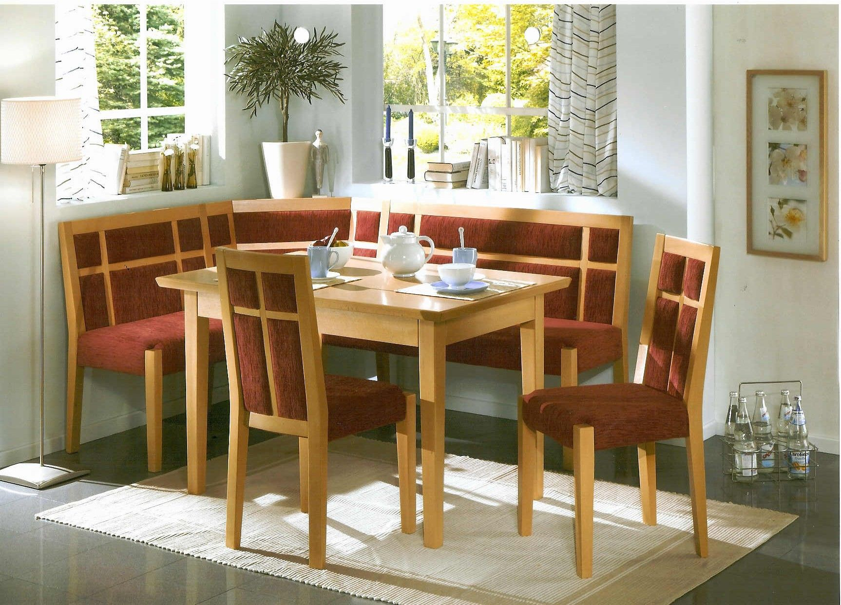 Kaya 3 Piece Dining Sets Inside Popular Kitchen Table Sets (View 5 of 20)
