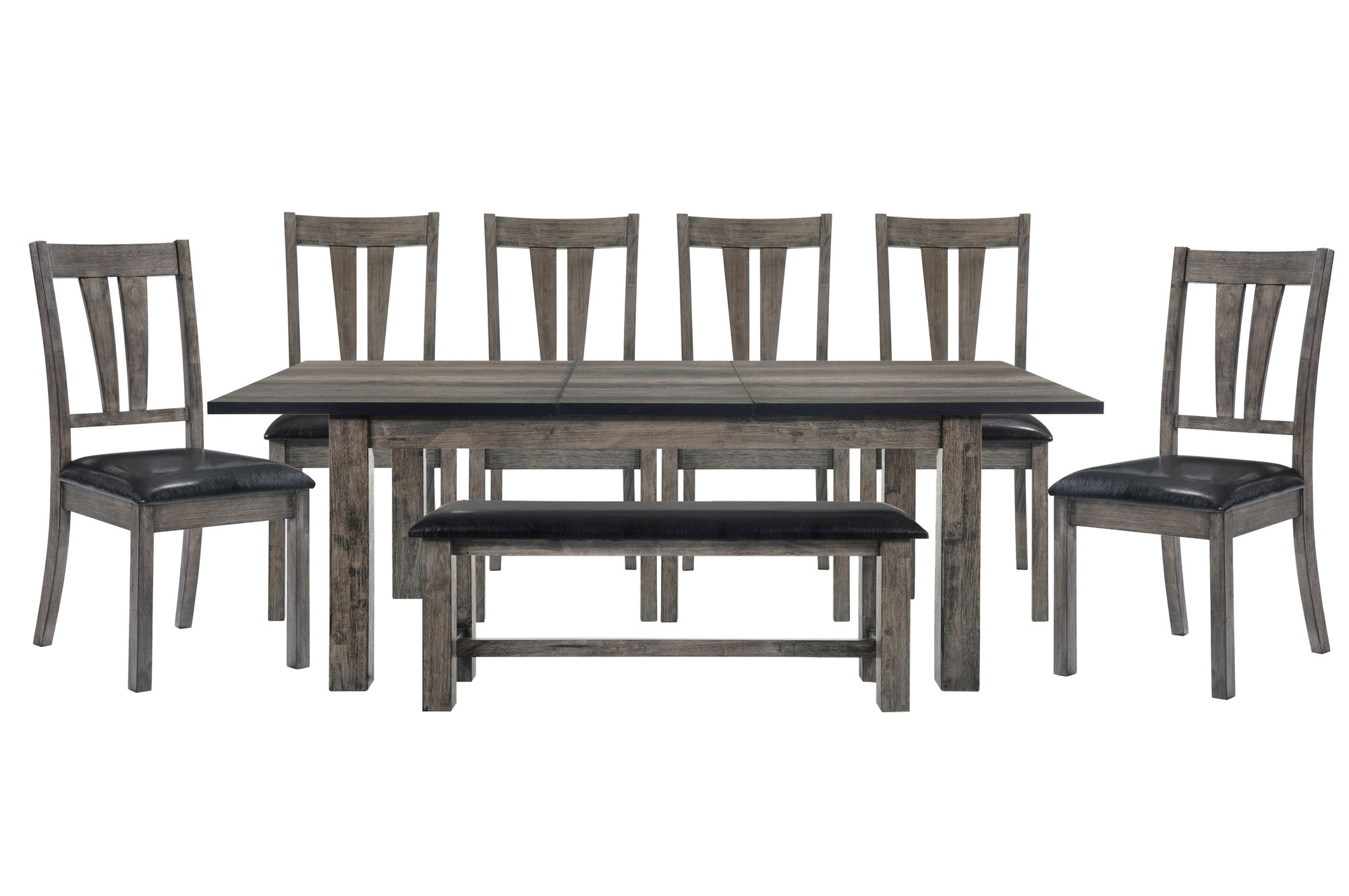 Latest Loon Peak Okamoto 8 Piece Dining Set  (#10 of 20)