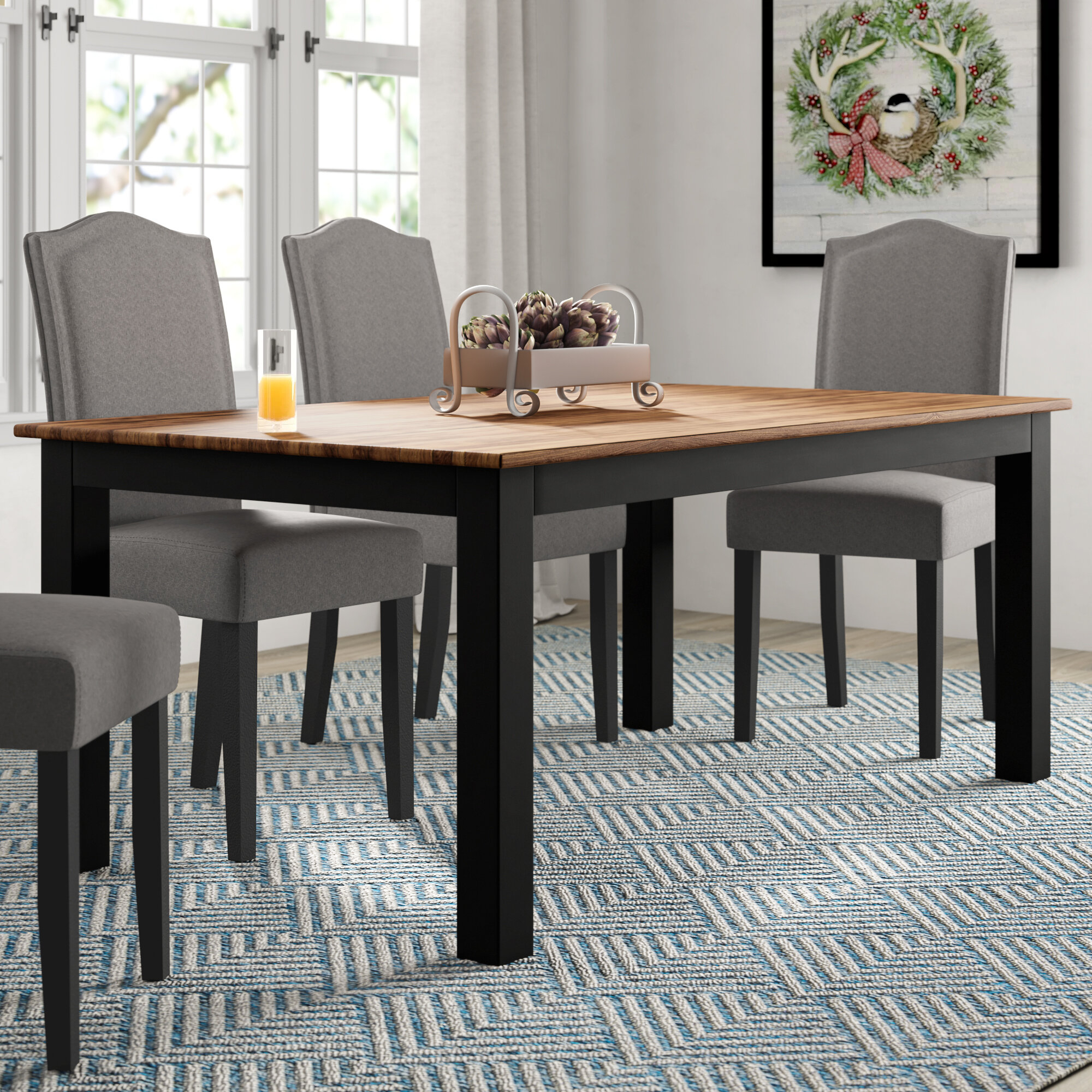Inspiration about Laurel Foundry Modern Farmhouse Artemps Dining Table & Reviews (#14 of 20)