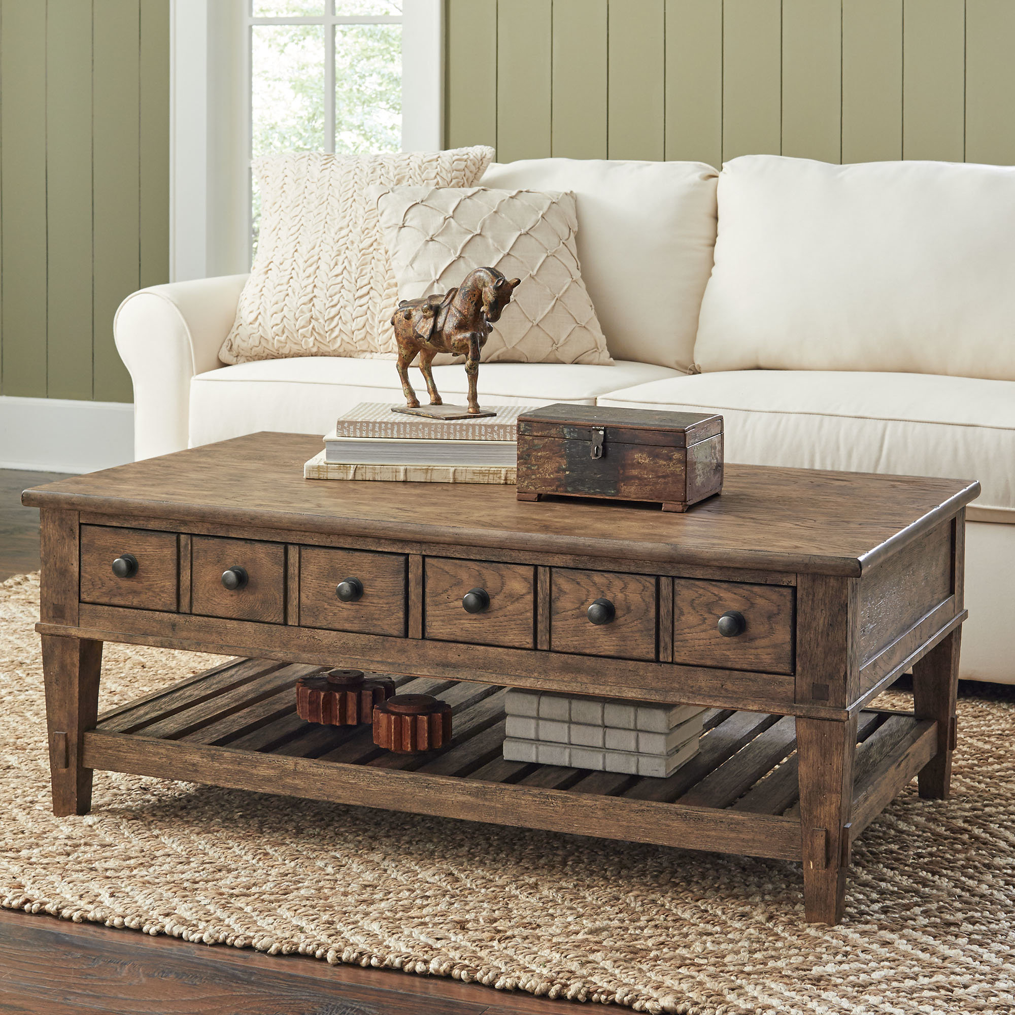Lesley Coffee Table & Reviews (#11 of 20)