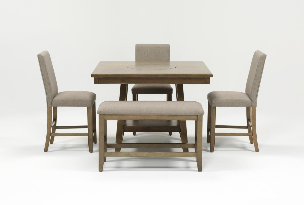 Living Spaces With Jarrod 5 Piece Dining Sets (#12 of 20)
