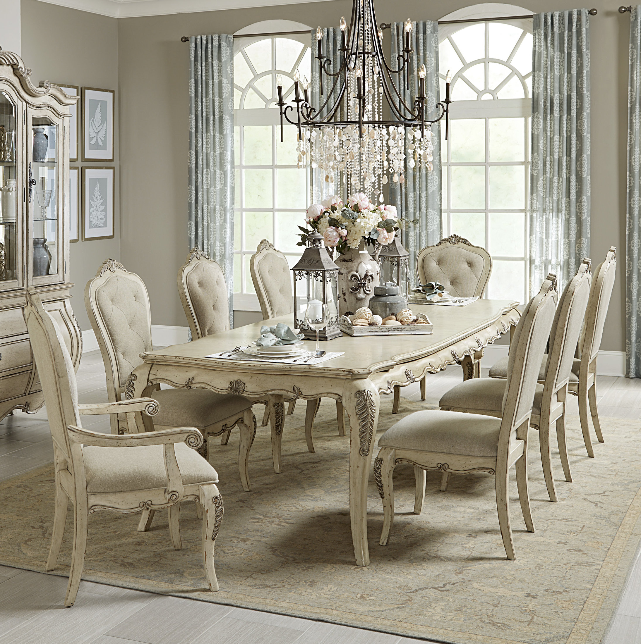 Mitzel 3 Piece Dining Sets With Regard To Most Recent House Of Hampton Mitzel Dining Table (View 3 of 20)