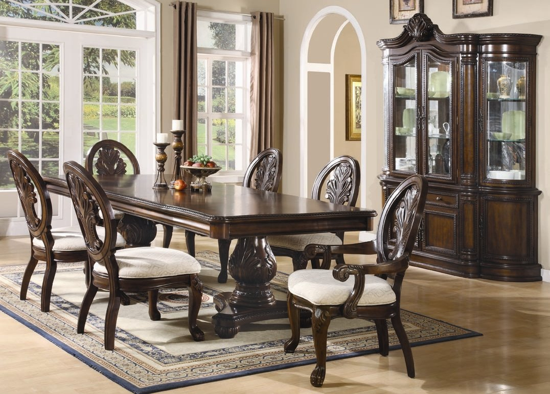 Inspiration about Most Current Astoria Grand Paige 7 Piece Dining Set & Reviews (#16 of 20)