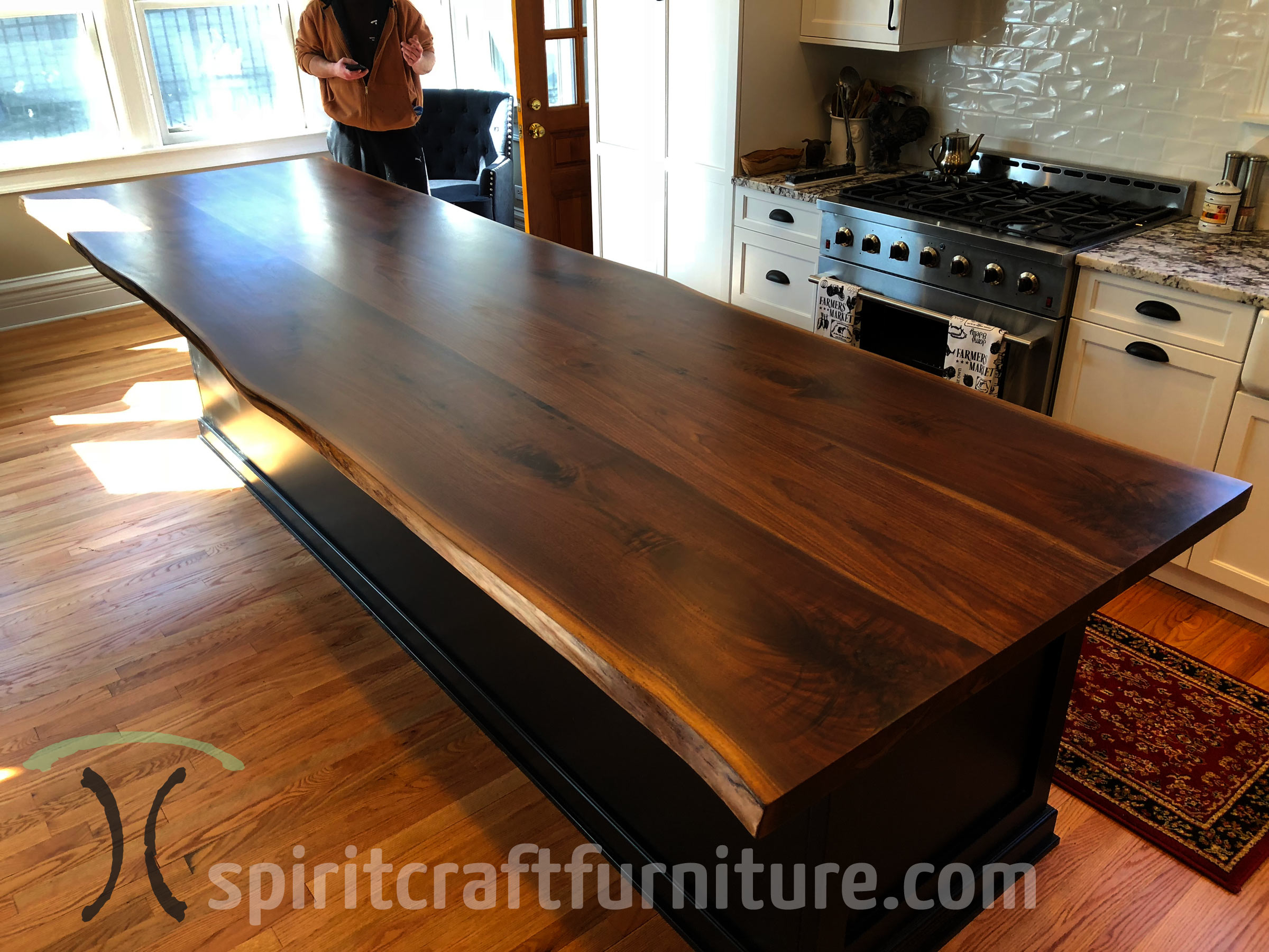 Inspiration about Most Current Falmer 3 Piece Solid Wood Dining Sets With Reviews And Client Testimonials – Spiritcraft Furniture (#10 of 20)