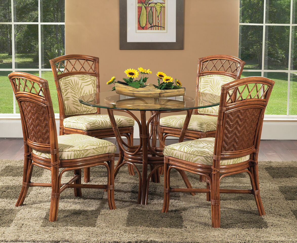 Most Current Saintcroix 3 Piece Dining Sets For Saint Croix 6 Piece Dining Set With 4 Side Chairs From Classic (#10 of 20)