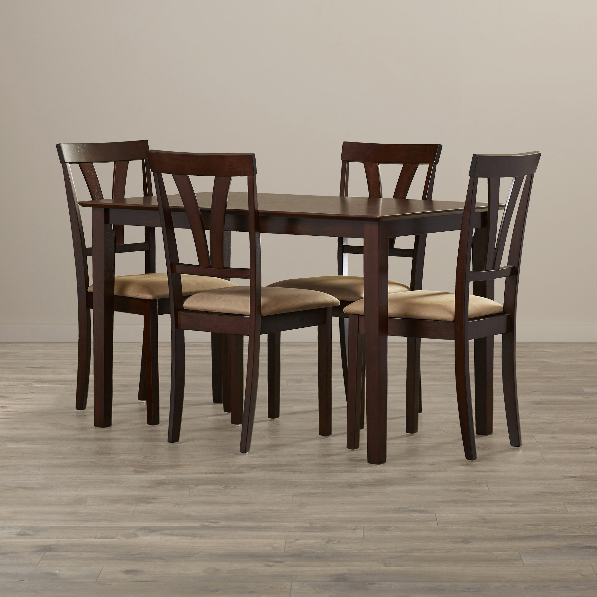 Inspiration about Most Popular Andover Mills Donald 5 Piece Dining Set & Reviews (#8 of 20)