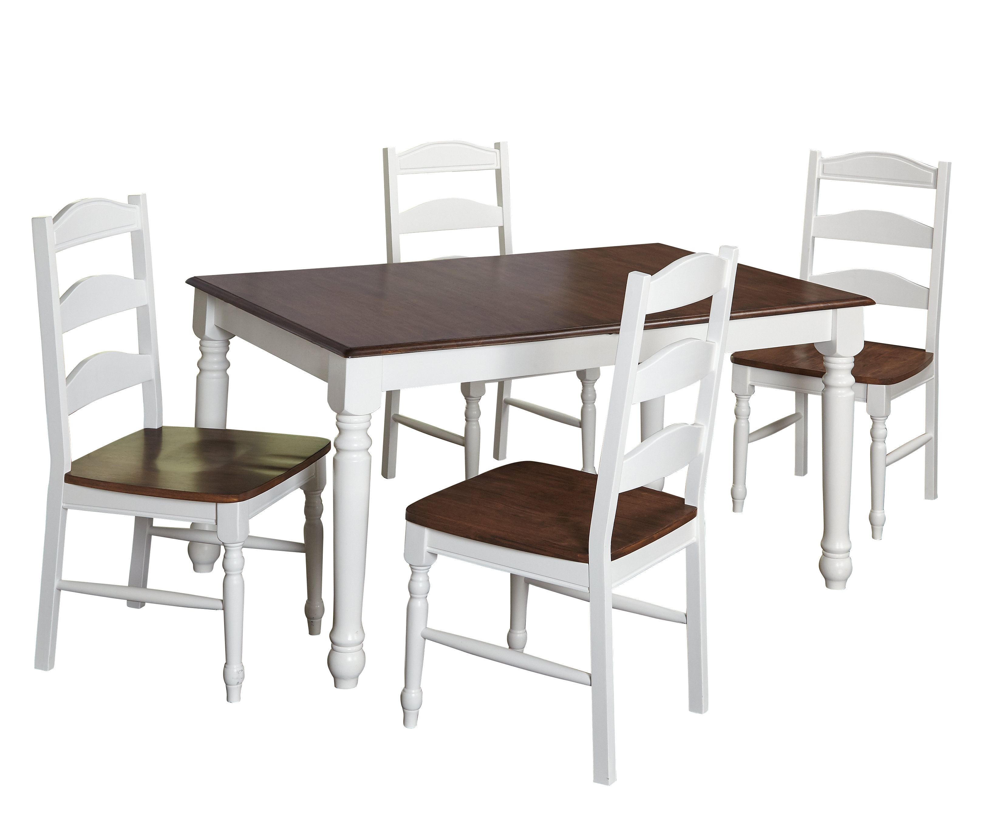 Inspiration about Most Popular Stouferberg 5 Piece Dining Sets Within August Grove Fleurance 5 Piece Dining Set & Reviews (#9 of 20)