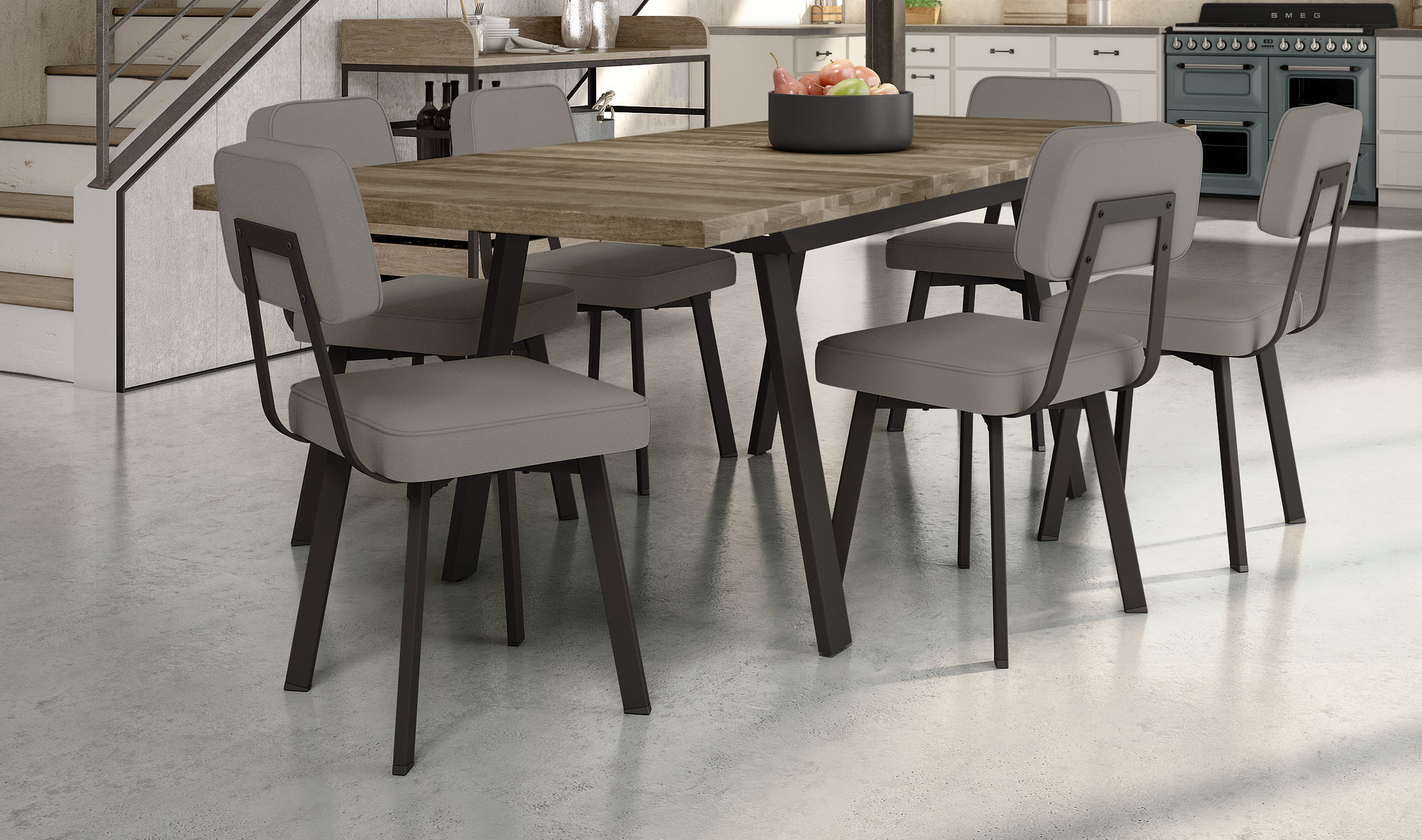 Most Recently Released 17 Stories Alistair 7 Piece Extendable Dining Set (View 18 of 20)