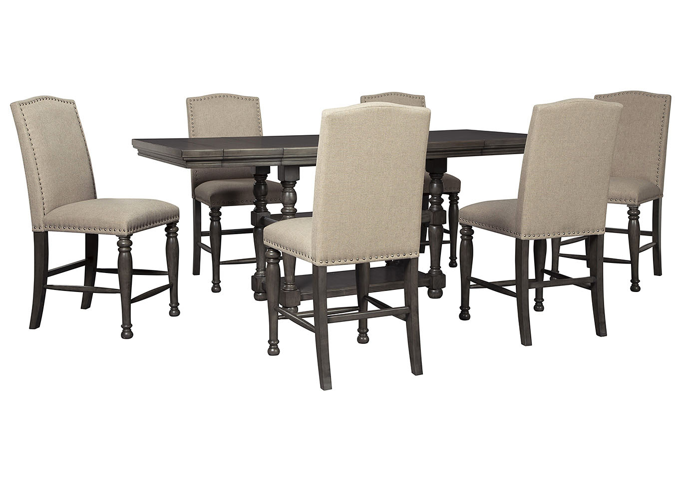 Newest Ashley Furniture Homestore – Independently Owned And Operated Throughout Berrios 3 Piece Counter Height Dining Sets (View 9 of 20)